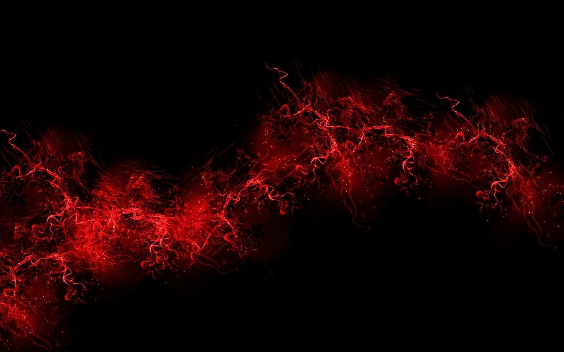 Red Black Background Hd Wallpaper