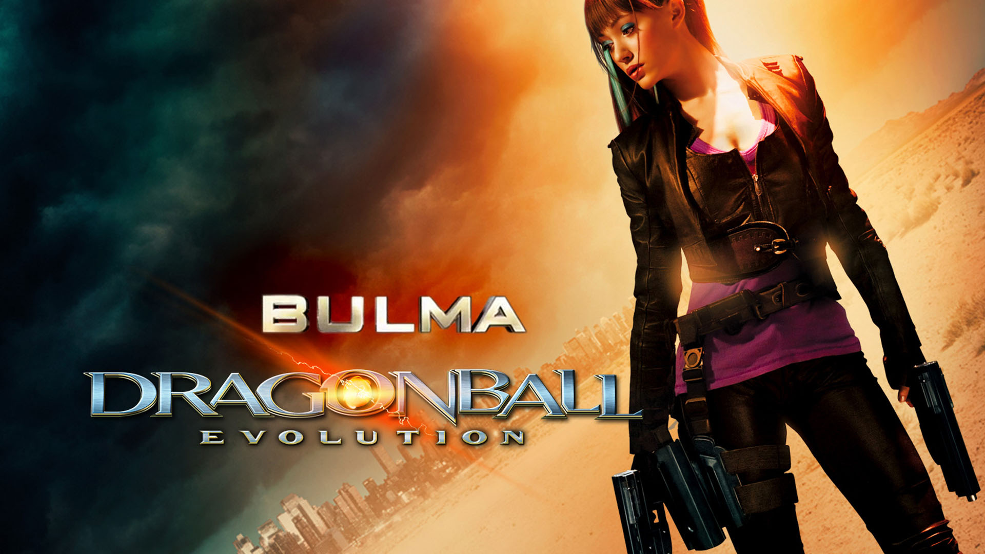 Dragon Ball Evolution wallpaper