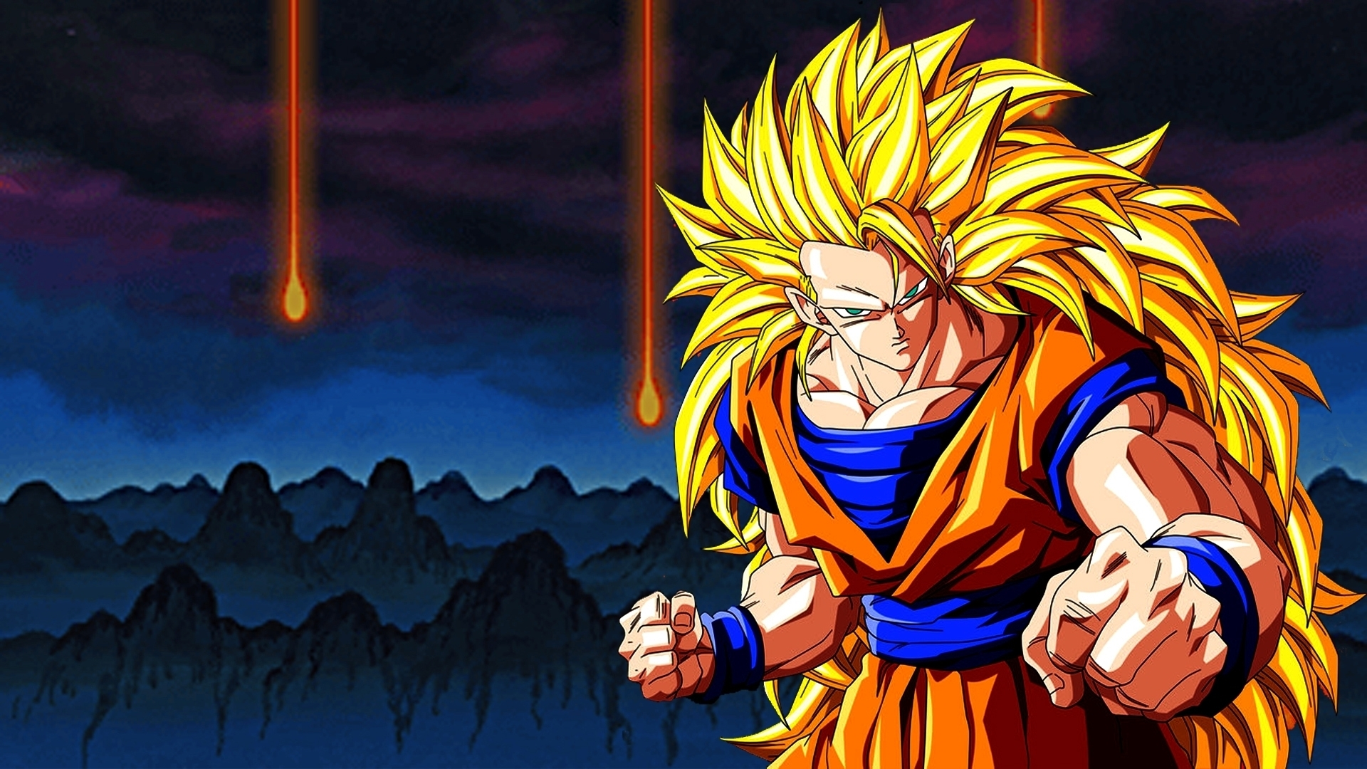 Goku 4k Wallpapers For Your Desktop Or Mobile Screen Free And Easy To Download