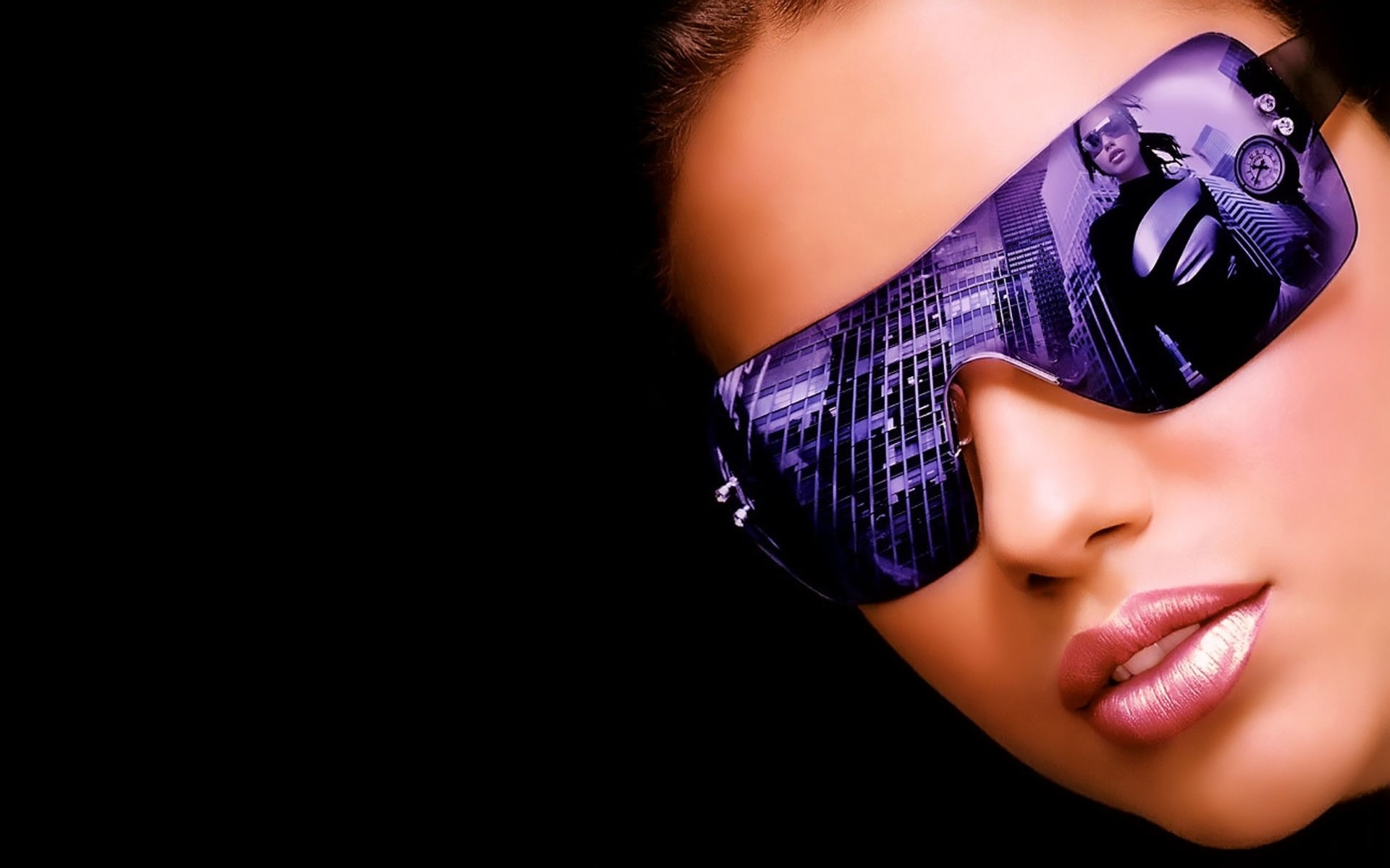 Adriana lima sunglasses hd wallpaper voltagebd