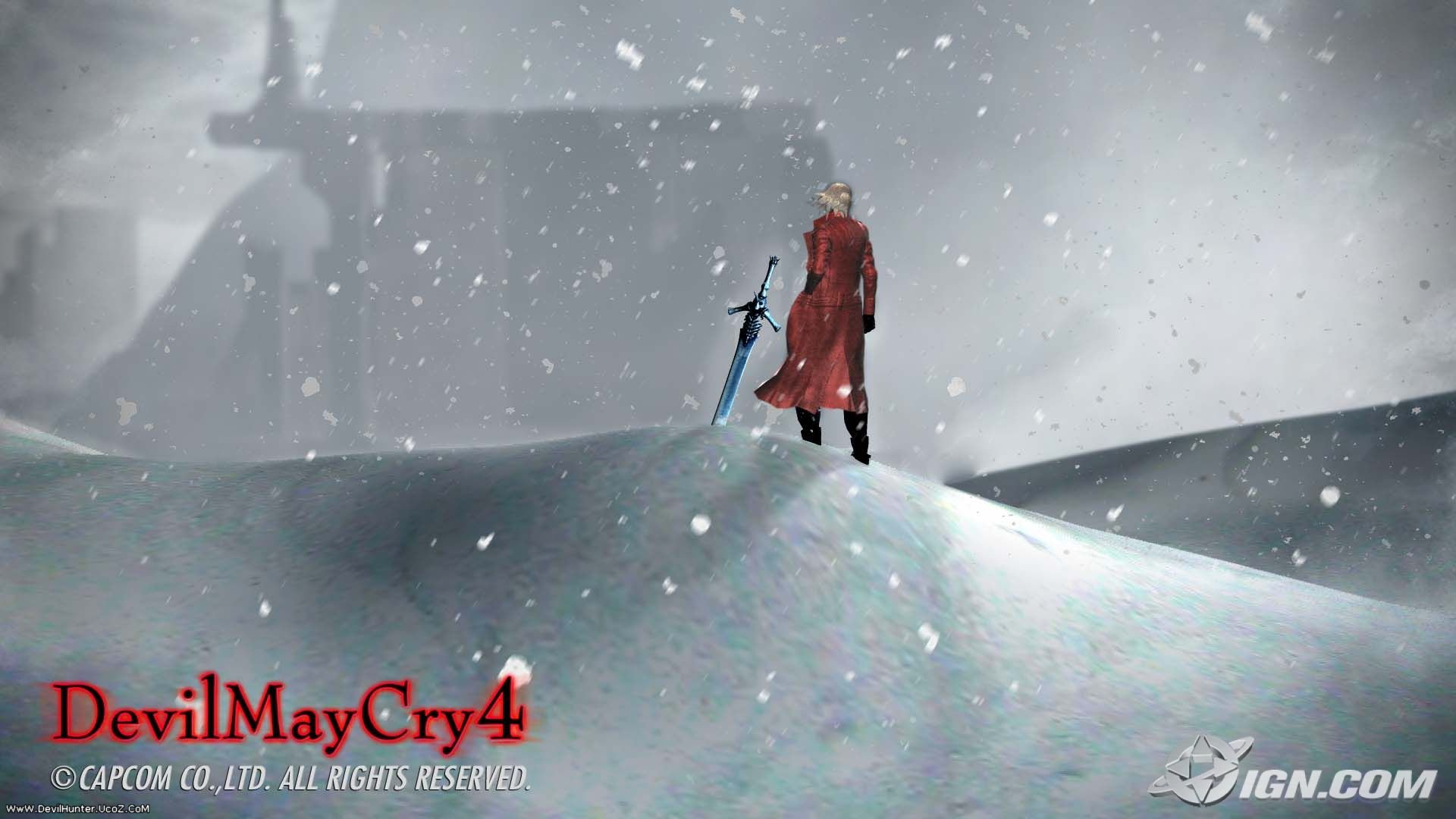 Devil May Cry 2006 wallpaper