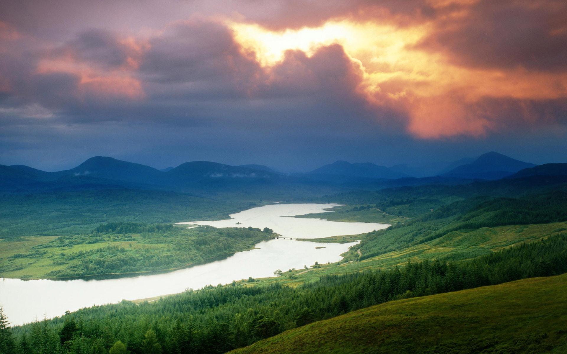 Most Beautiful Nature HD wallpaper