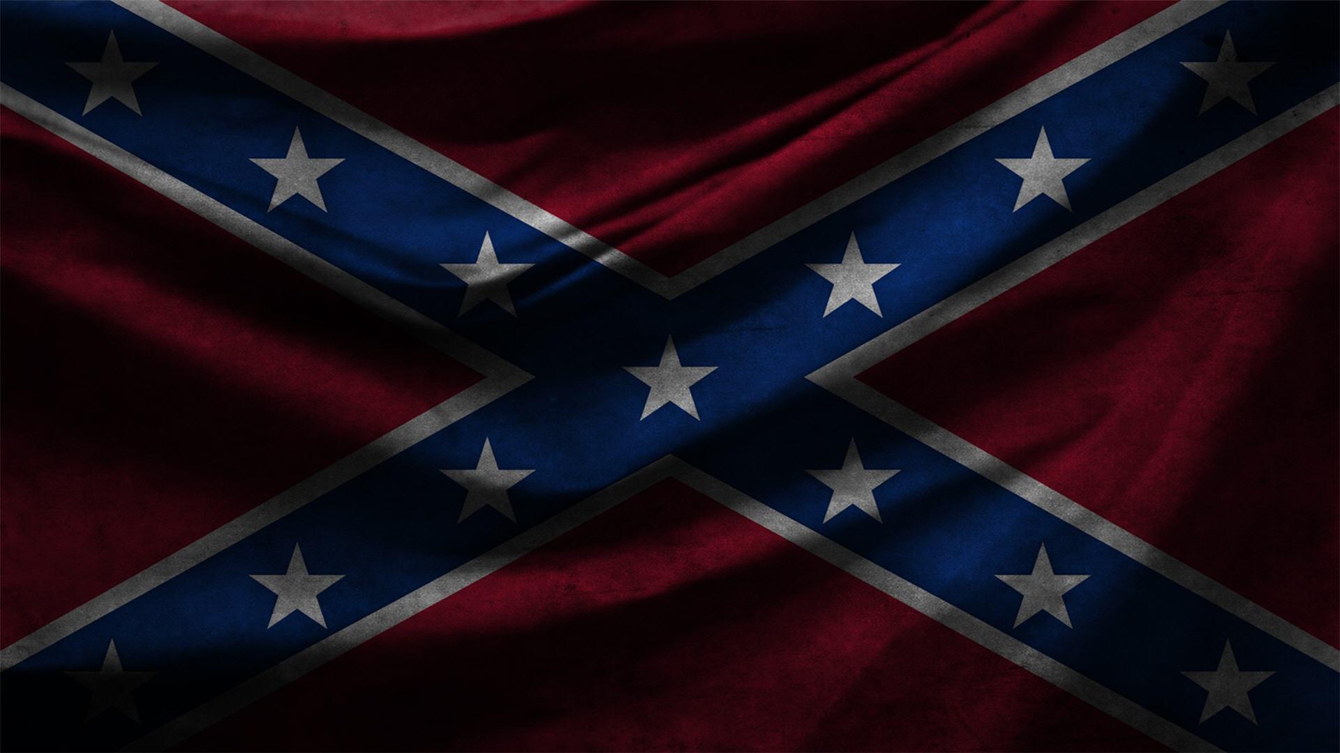 Confederate Flag Hd Wallpaper