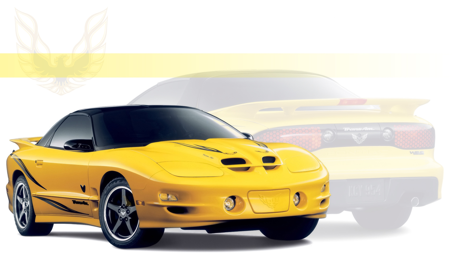 Pontiac Firebird Trans Am Hd Wallpaper