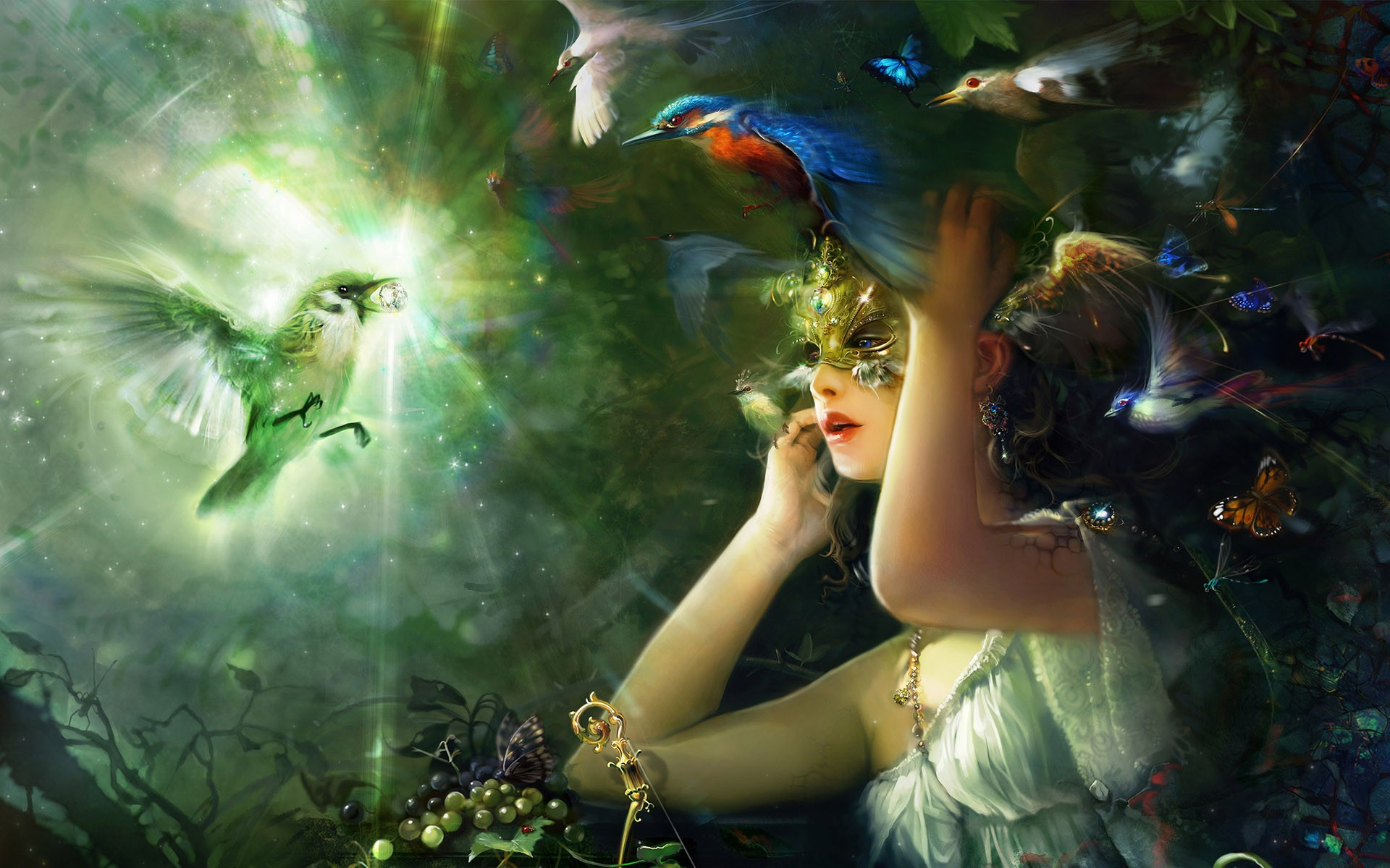 fairy computer wallpaper background - photo #29