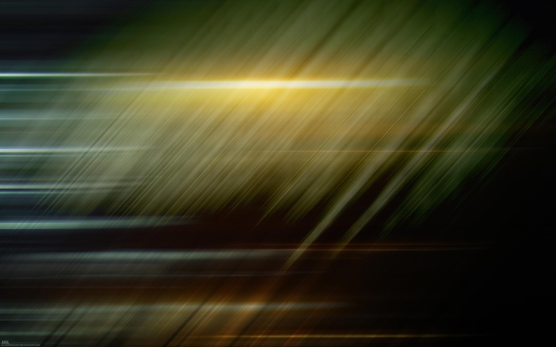 Light Streak Hd Wallpaper