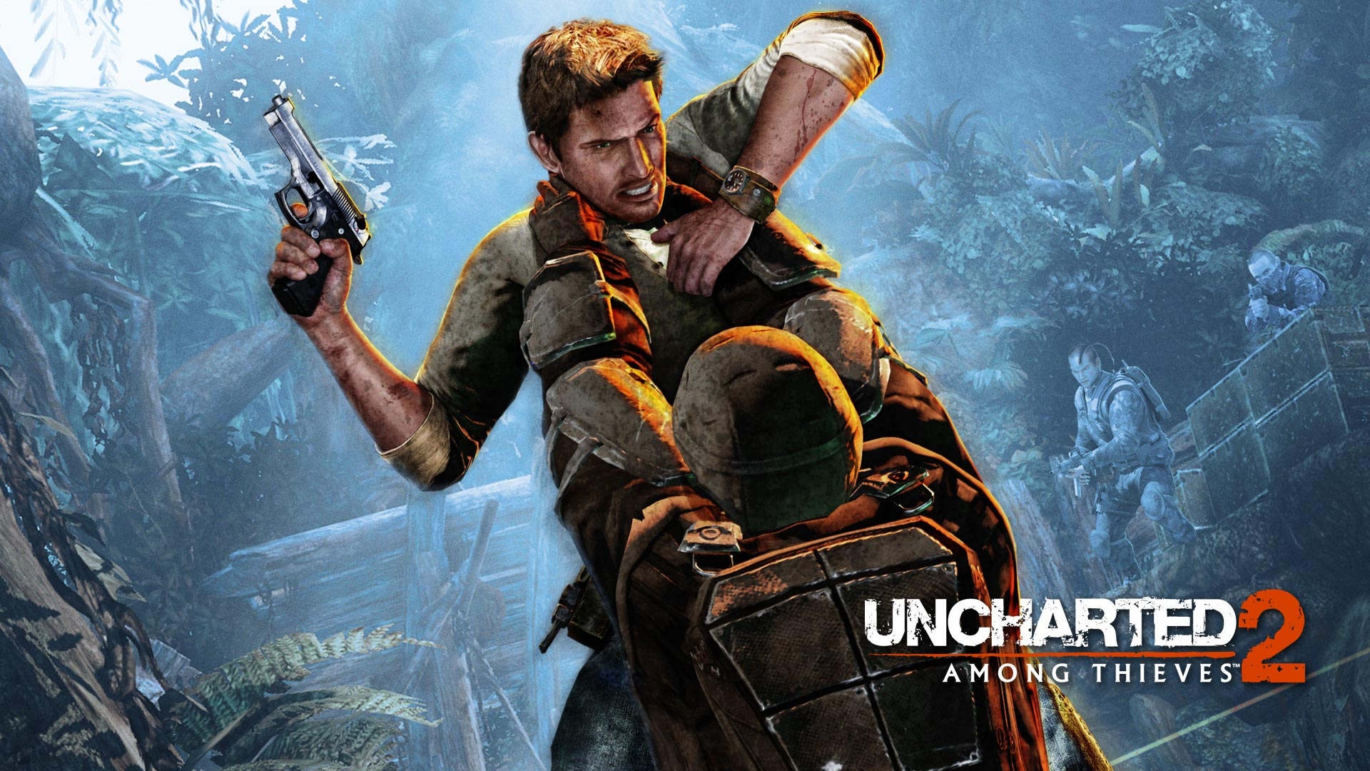 Uncharted 2 Hd Wallpaper
