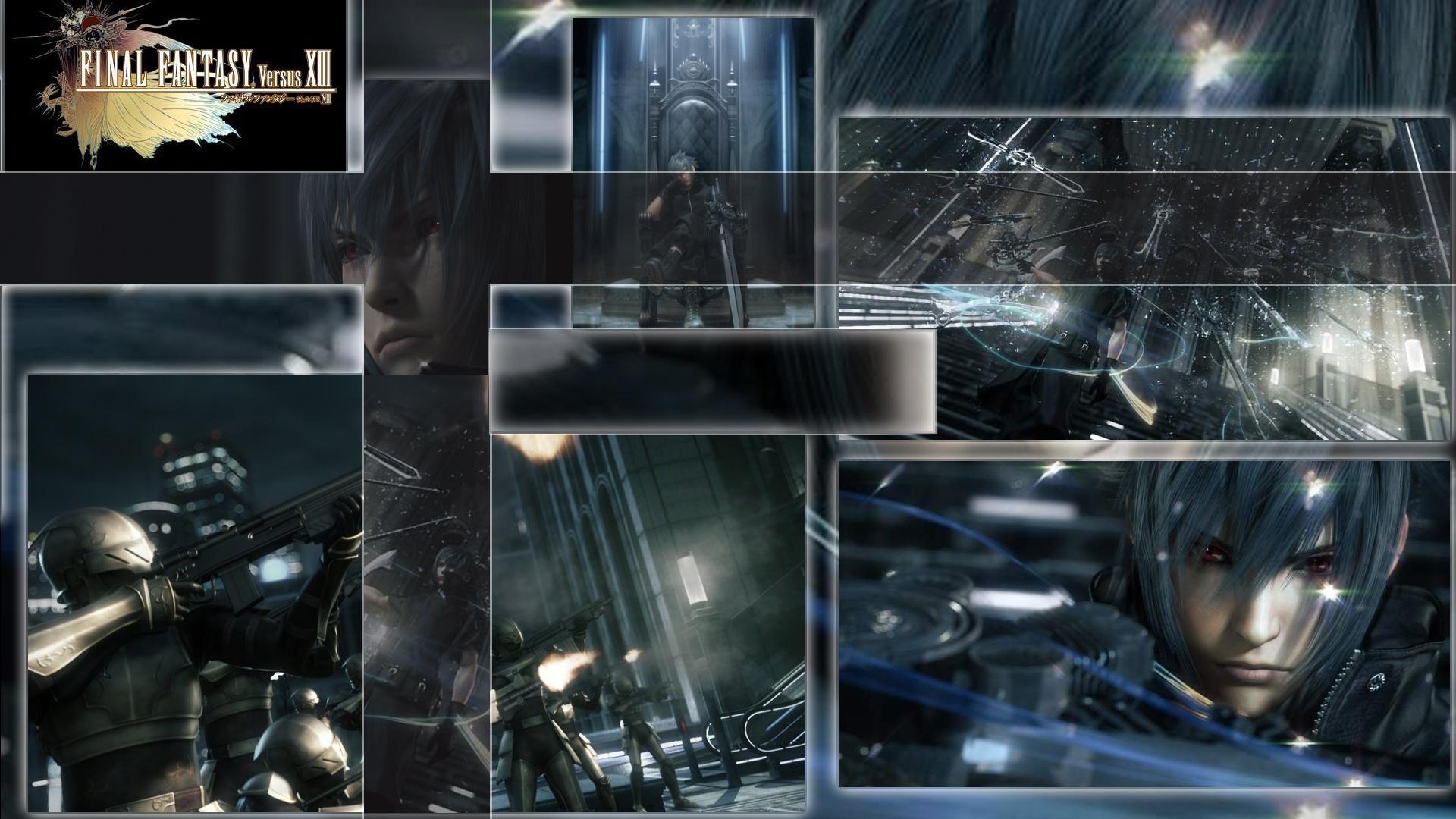 Final Fantasy Versus Xiii 11484 Hd Wallpaper