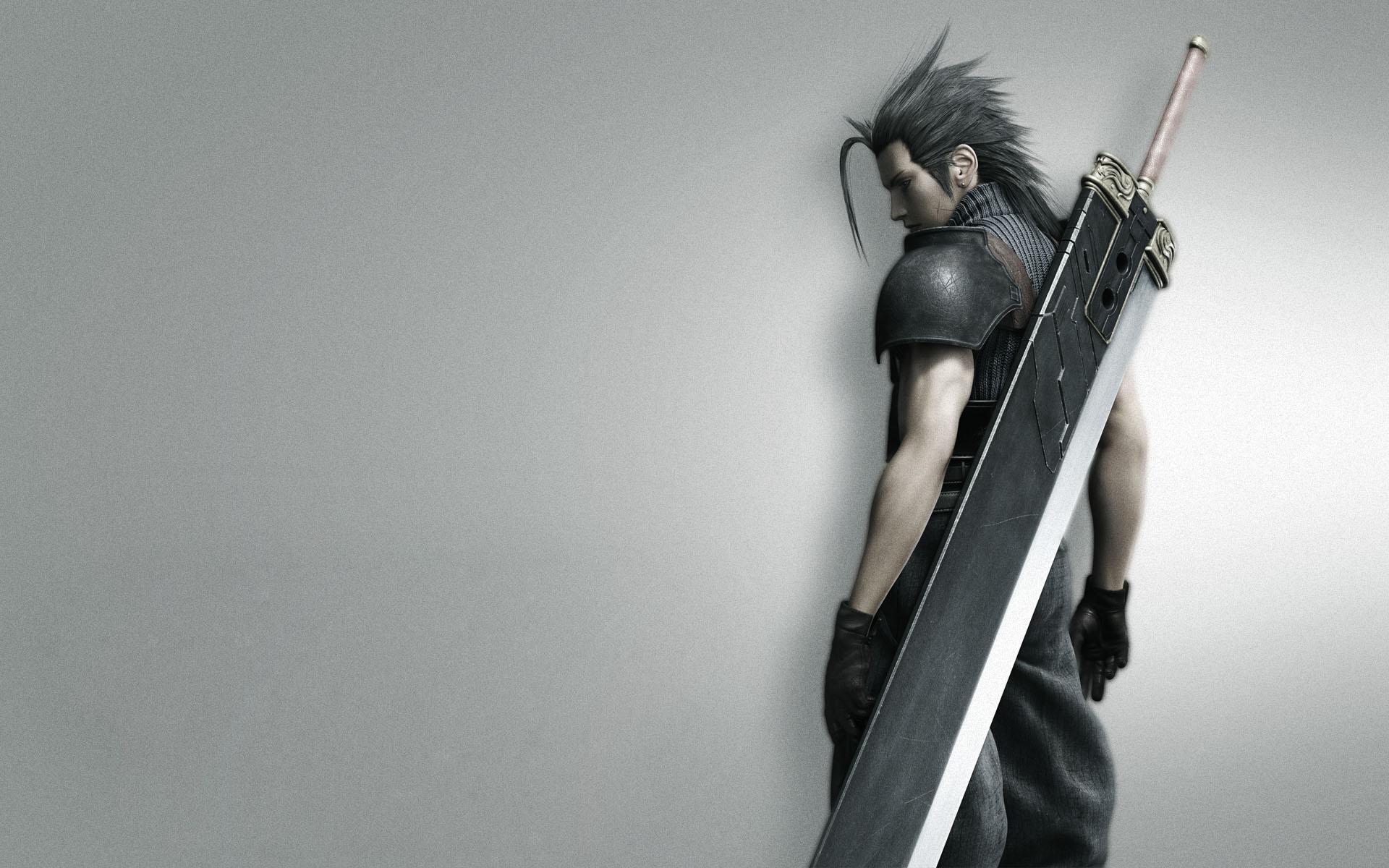 Final Fantasy Vii Crisis Core Hd Wallpaper