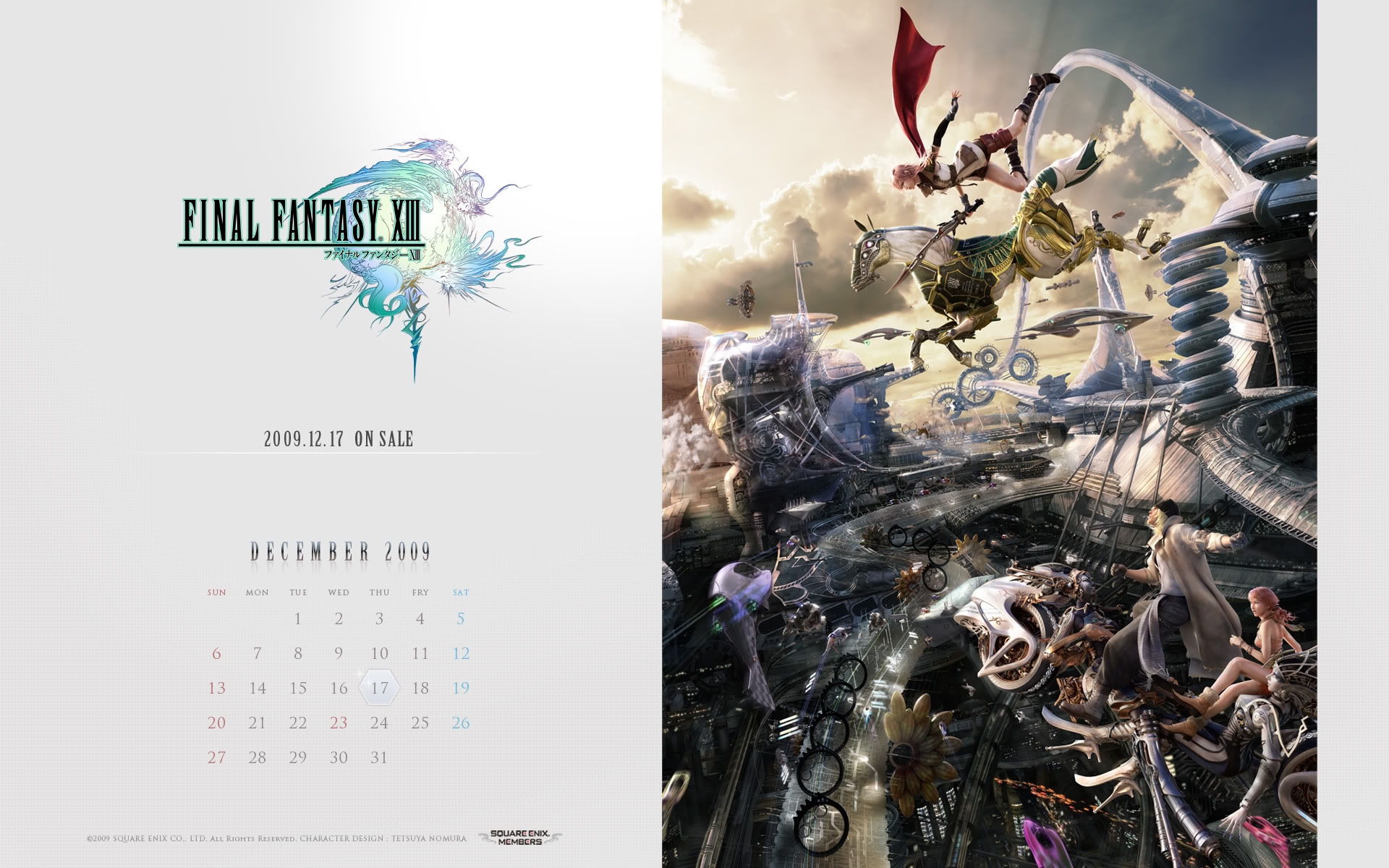 Final Fantasy Xiii Iphone Hd Wallpaper