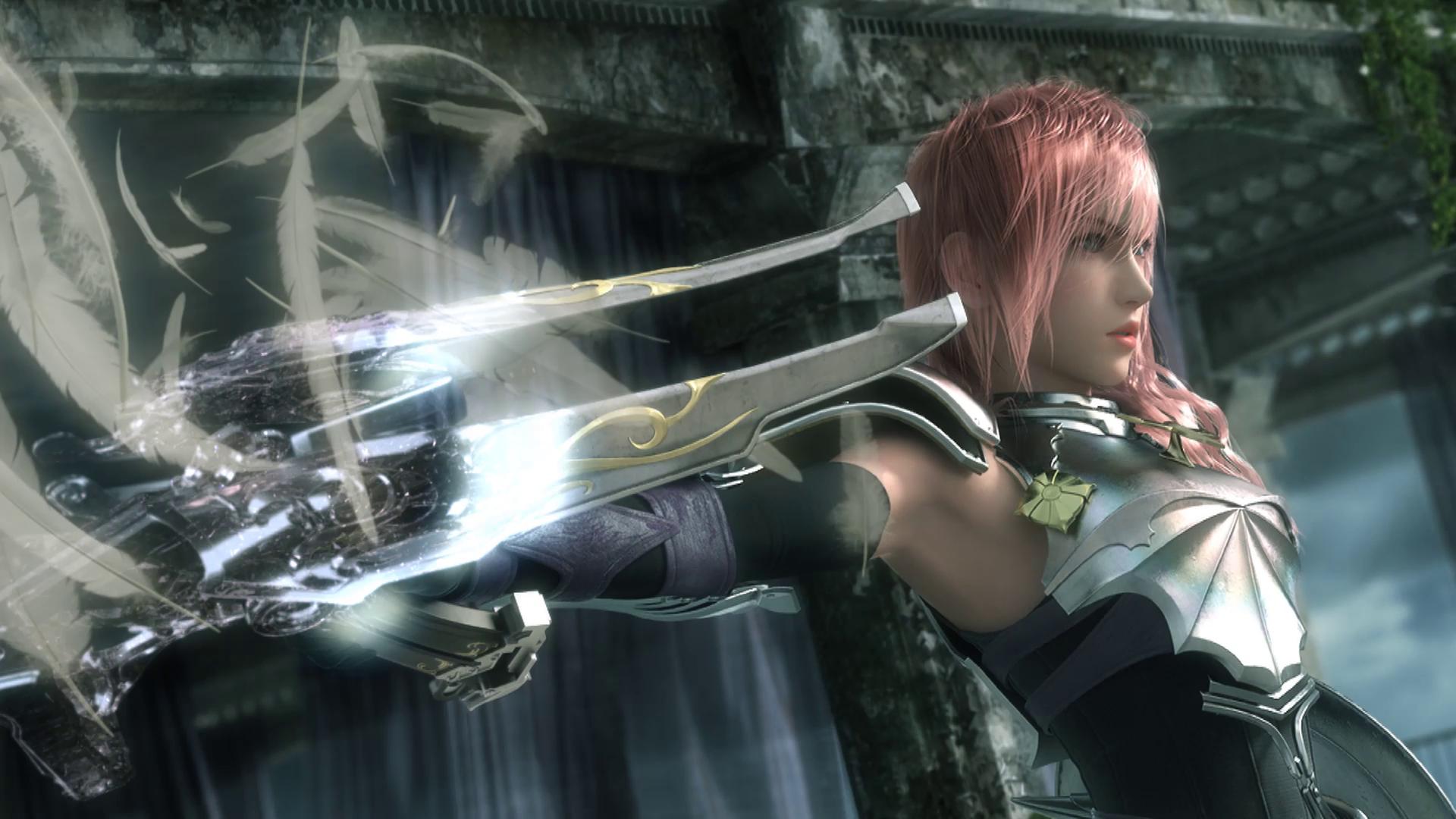 Lightning Final Fantasy Xiii 2 Hd Wallpaper