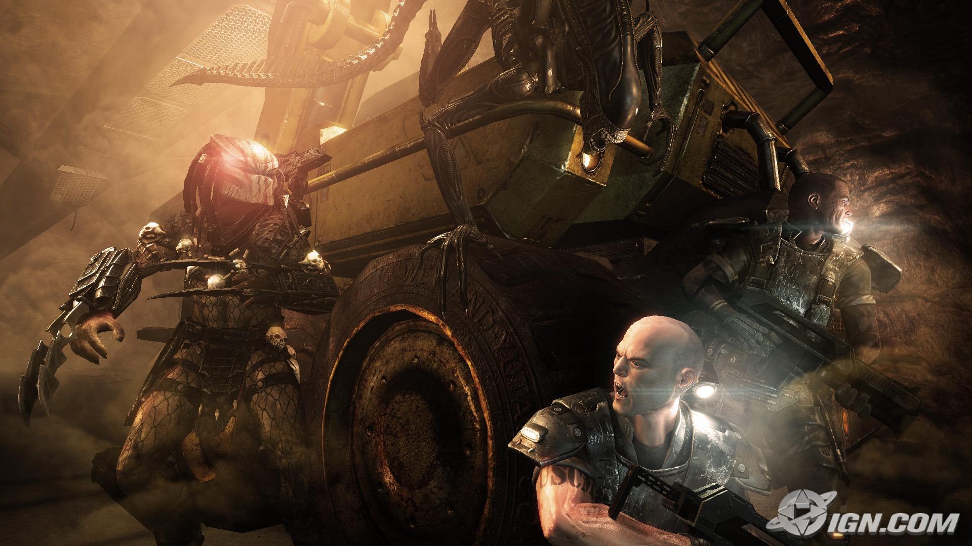 alien vs predator xbox 360 wallpaper - DriverLayer Search ...  |Alien Vs Predator Xbox 360 Wallpaper
