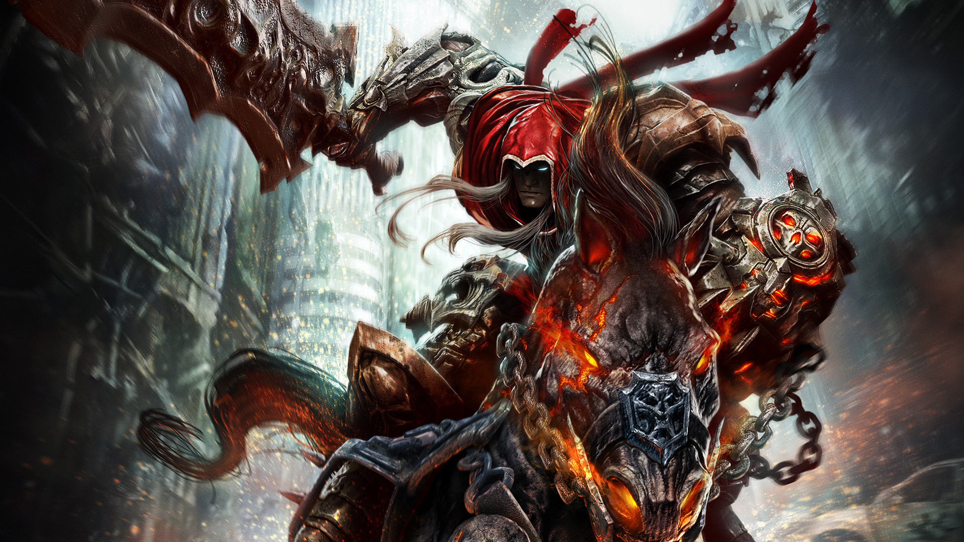 Darksiders 11864 wallpaper