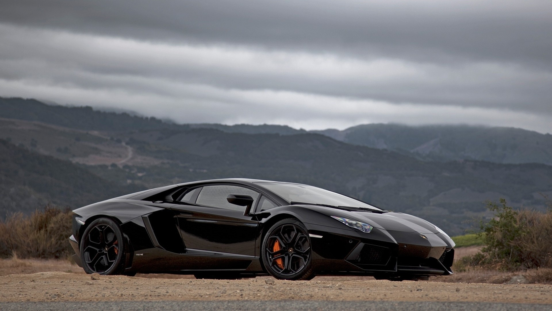 Lamborghini Aventador Hd 1080p I7 wallpaper