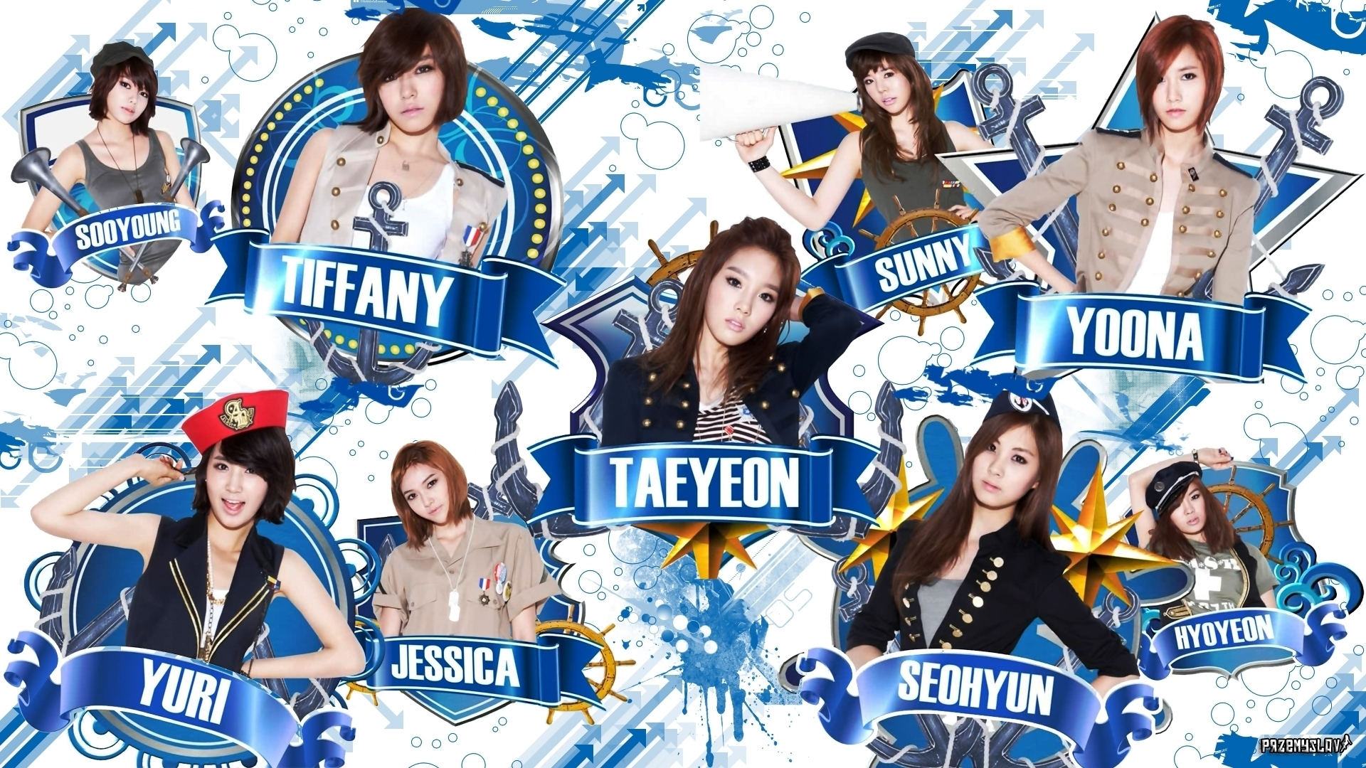 Snsd Members Kpop Hd Wallpaper