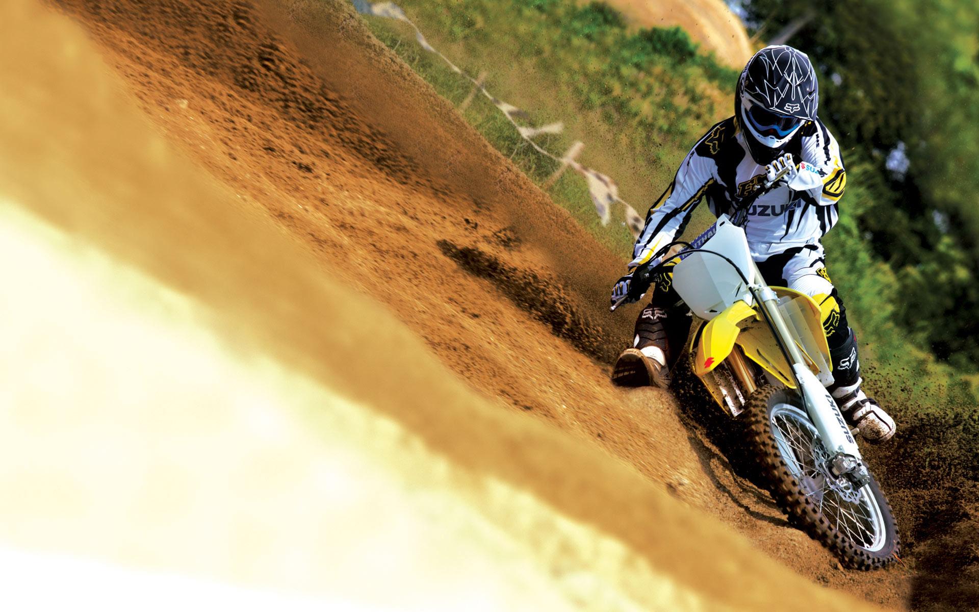 suzuki motocross bike hd - photo #4