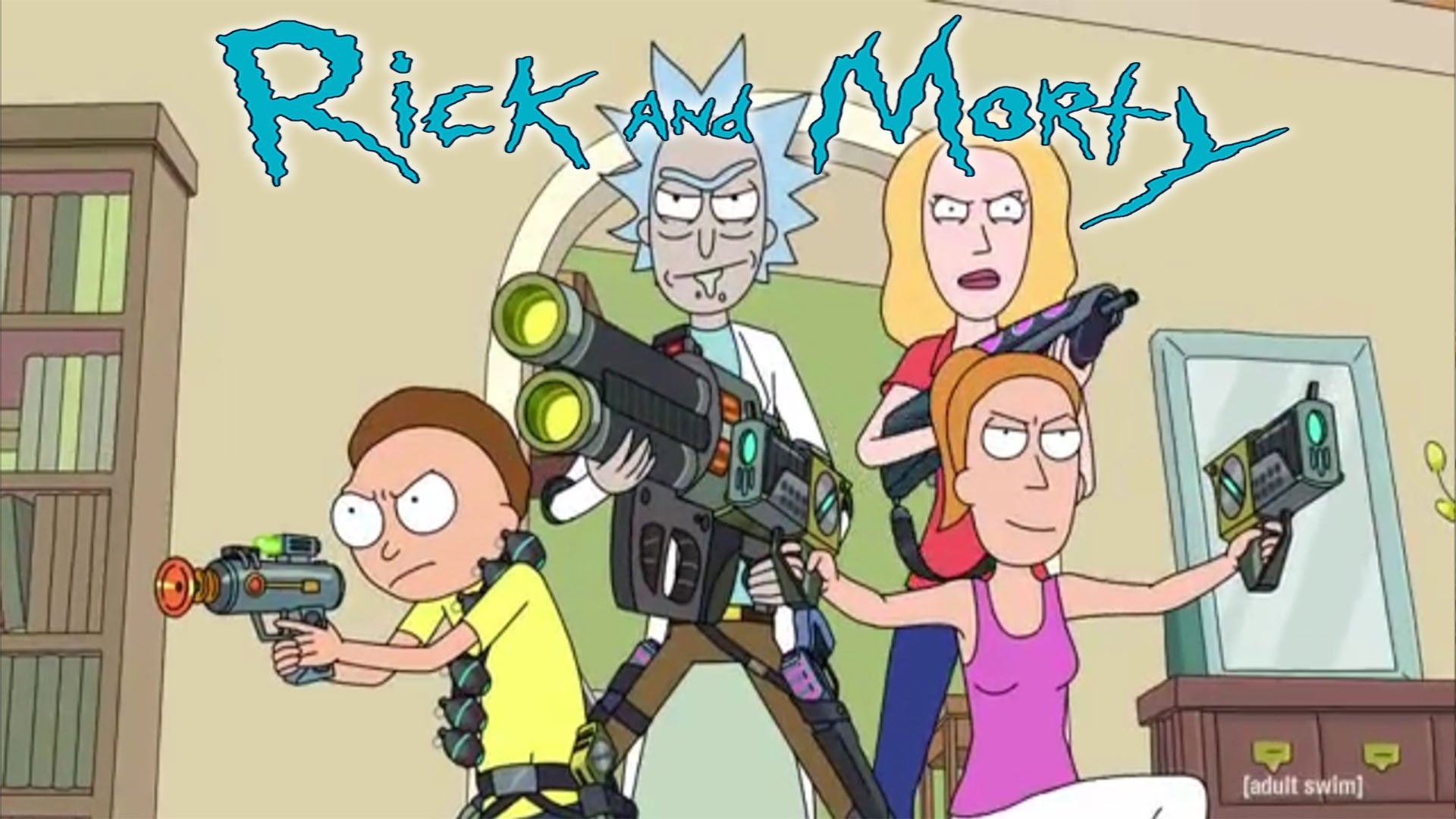 Rick And Morty 12104 Hd Wallpaper