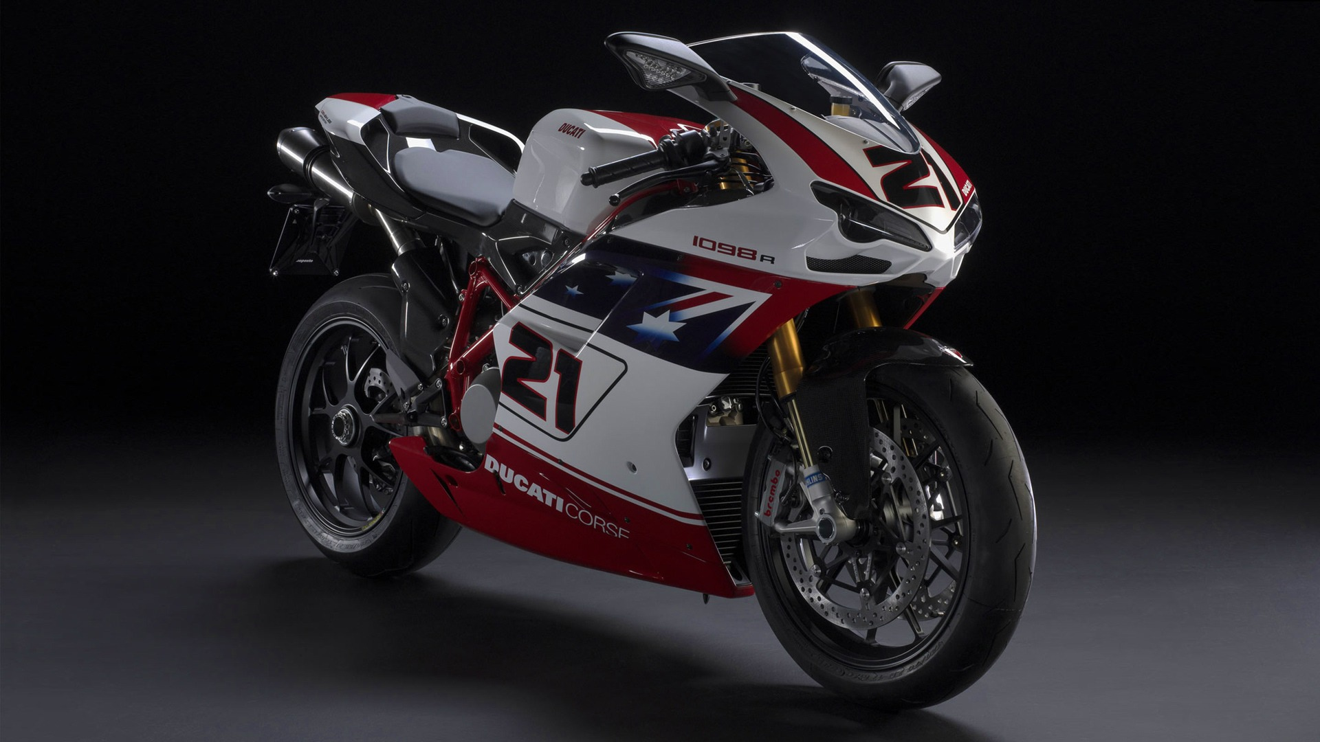 Ducati 1098 Hd Wallpaper