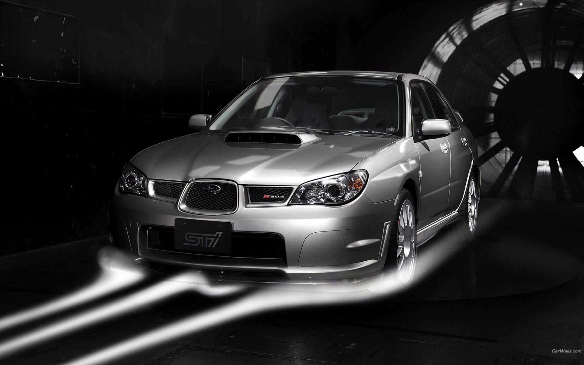 Subaru Impreza Wrx Sti Hd Wallpaper