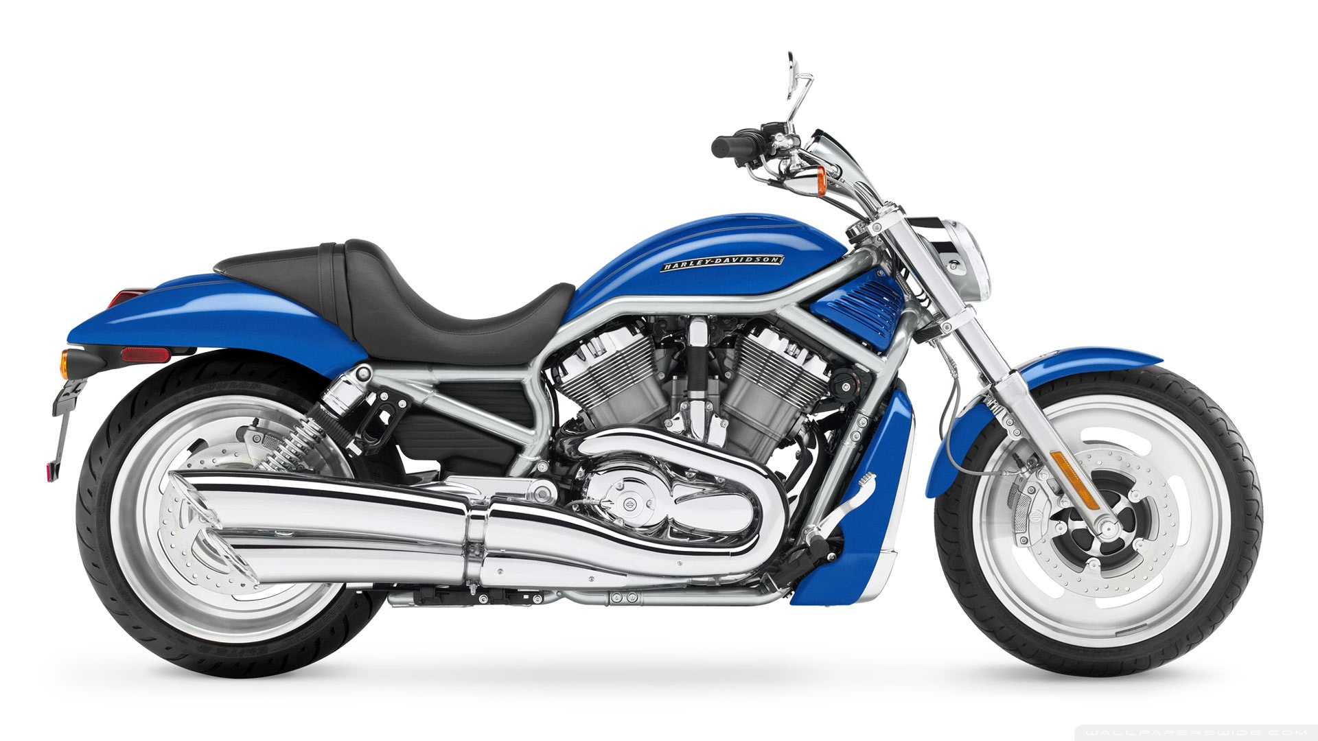 Harley Davidson V Rod Hd Wallpaper