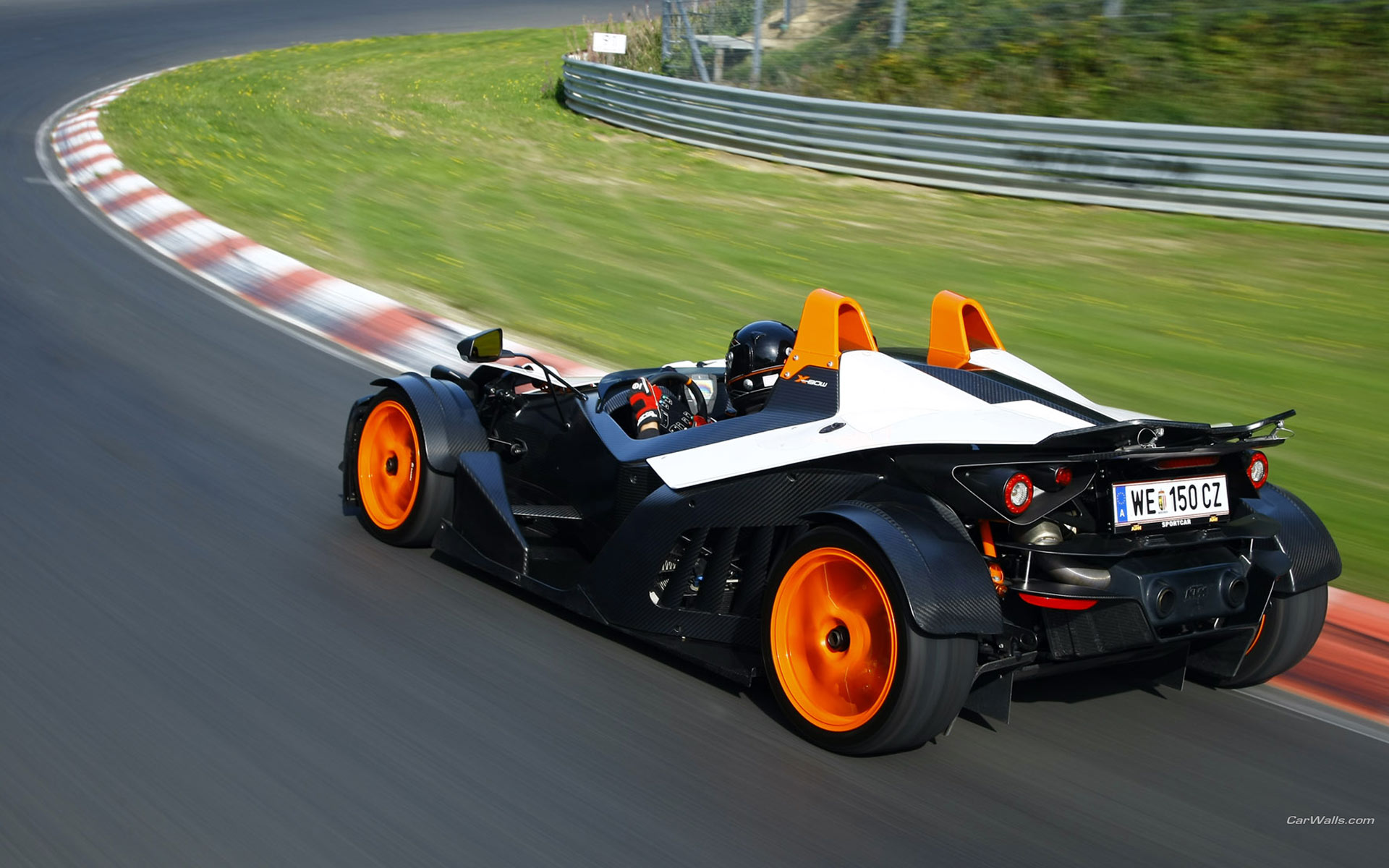 KTM X Bow R 1920x1200 wallpaper