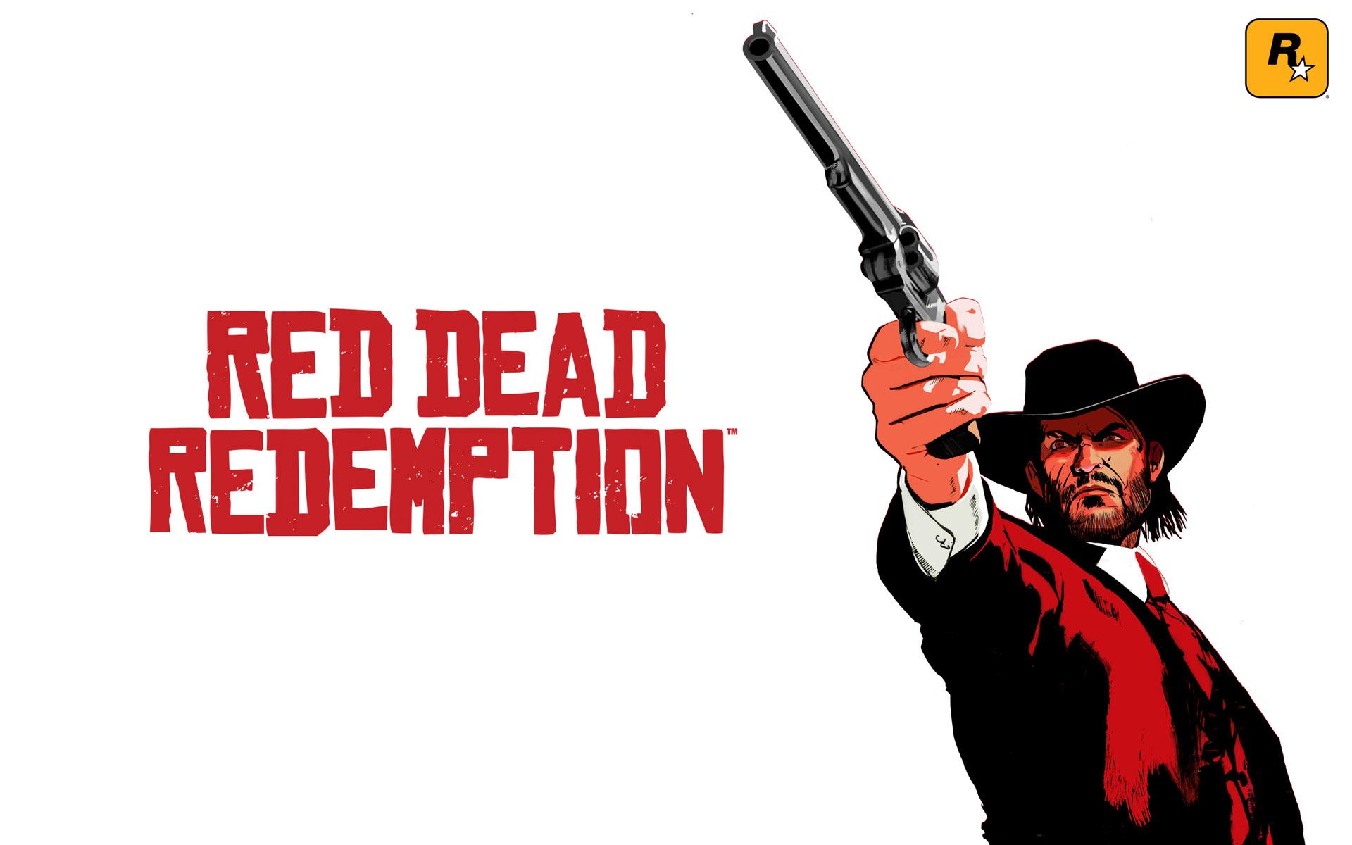 Red Dead Redemption Background Hd Wallpaper