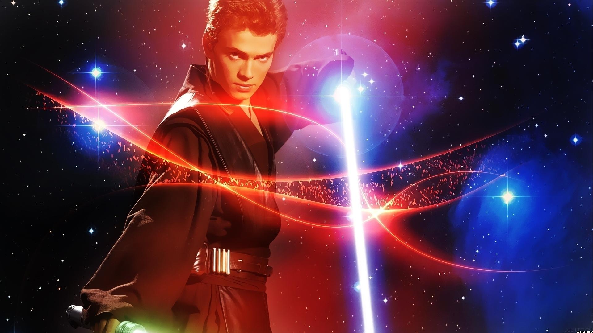 Anakin Skywalker HD Wallpaper