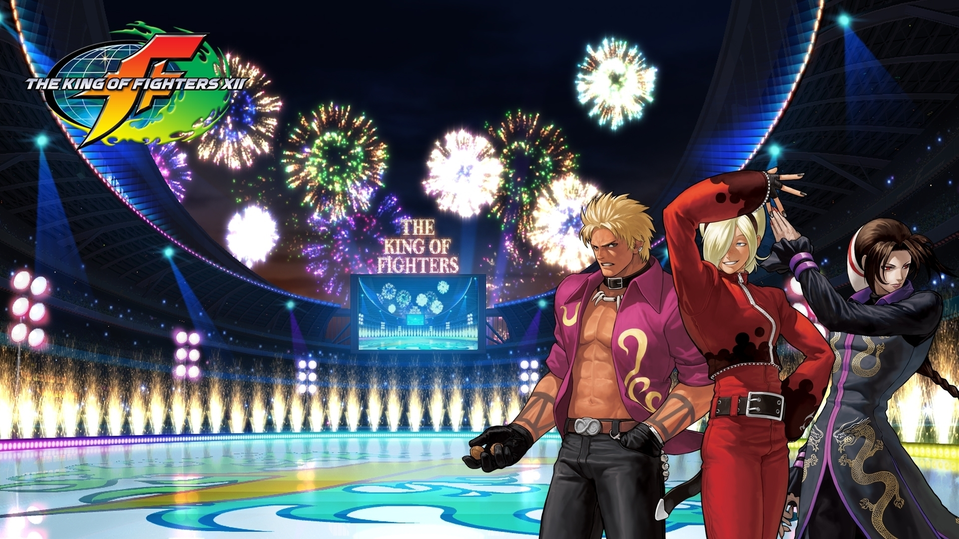 King Of Fighters Hd Wallpaper