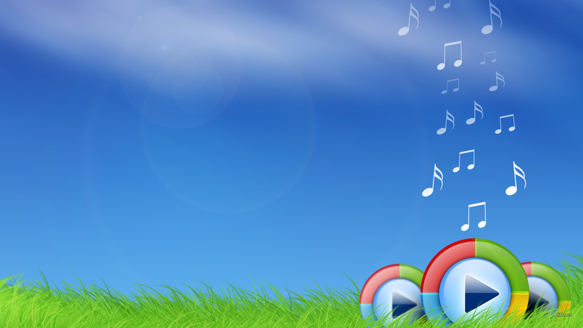 windows media player background changer free download for