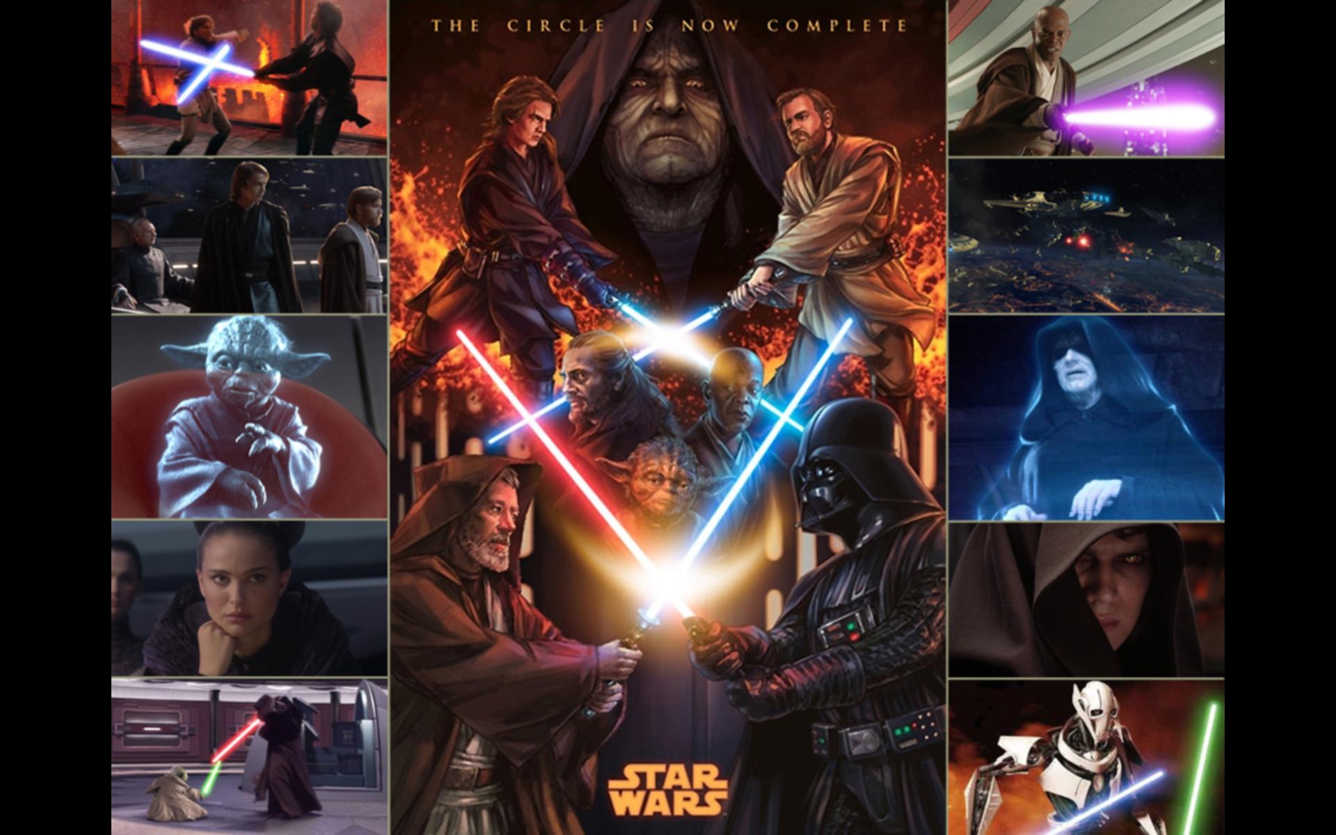 Star Wars Episode 3 Hd Wallpaper