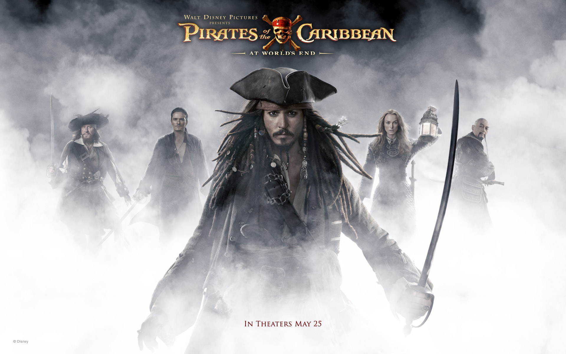 Pirates of the caribbean captain jack sparrow hd wallpaper altavistaventures Image collections