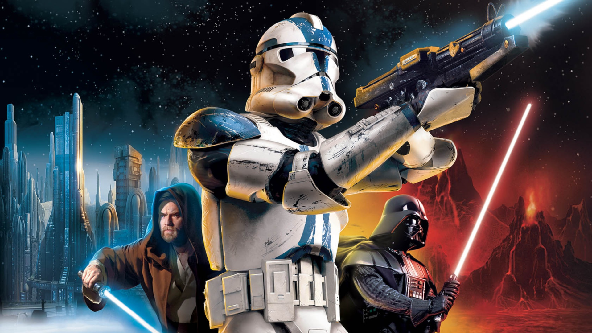 Star Wars Battlefront 2 13141 Hd Wallpaper