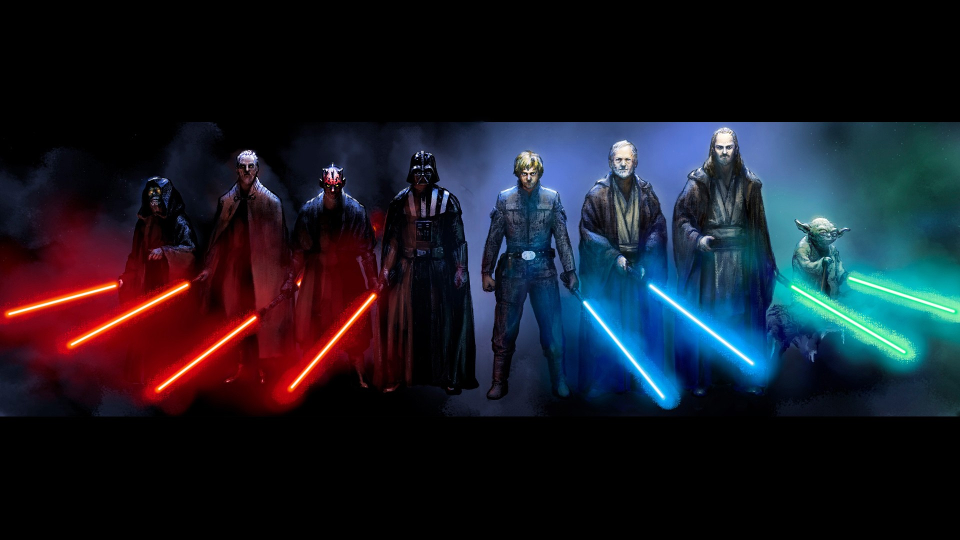 star wars sith and jedi wallpapers 36095