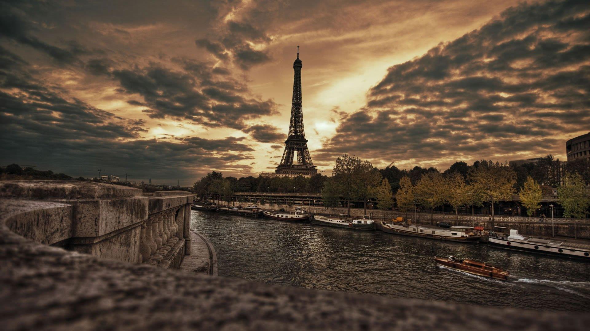 Beautiful Paris Hd Wallpaper