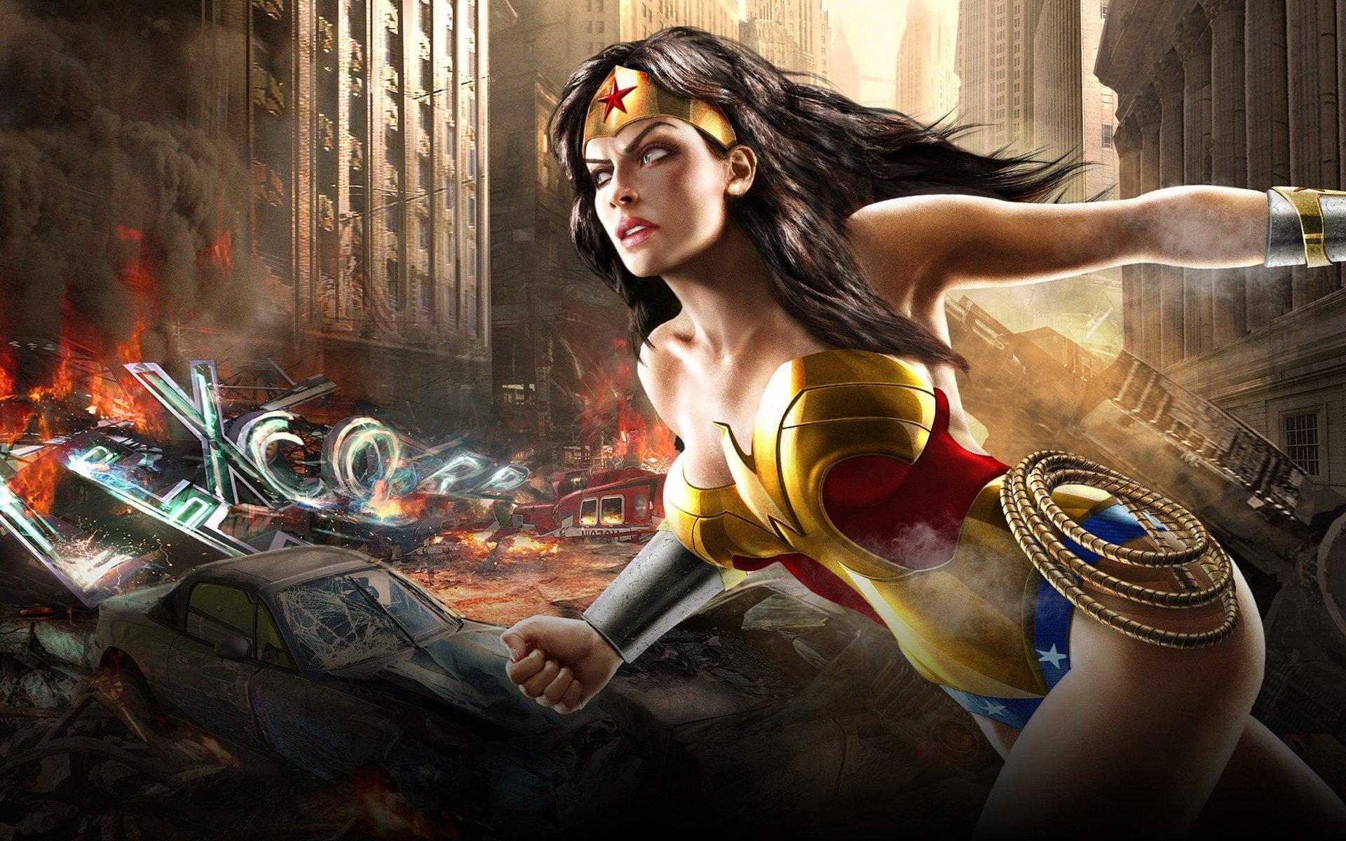 Hd wallpaper wonder woman - Wonder Woman 14386 Hd Wallpaper