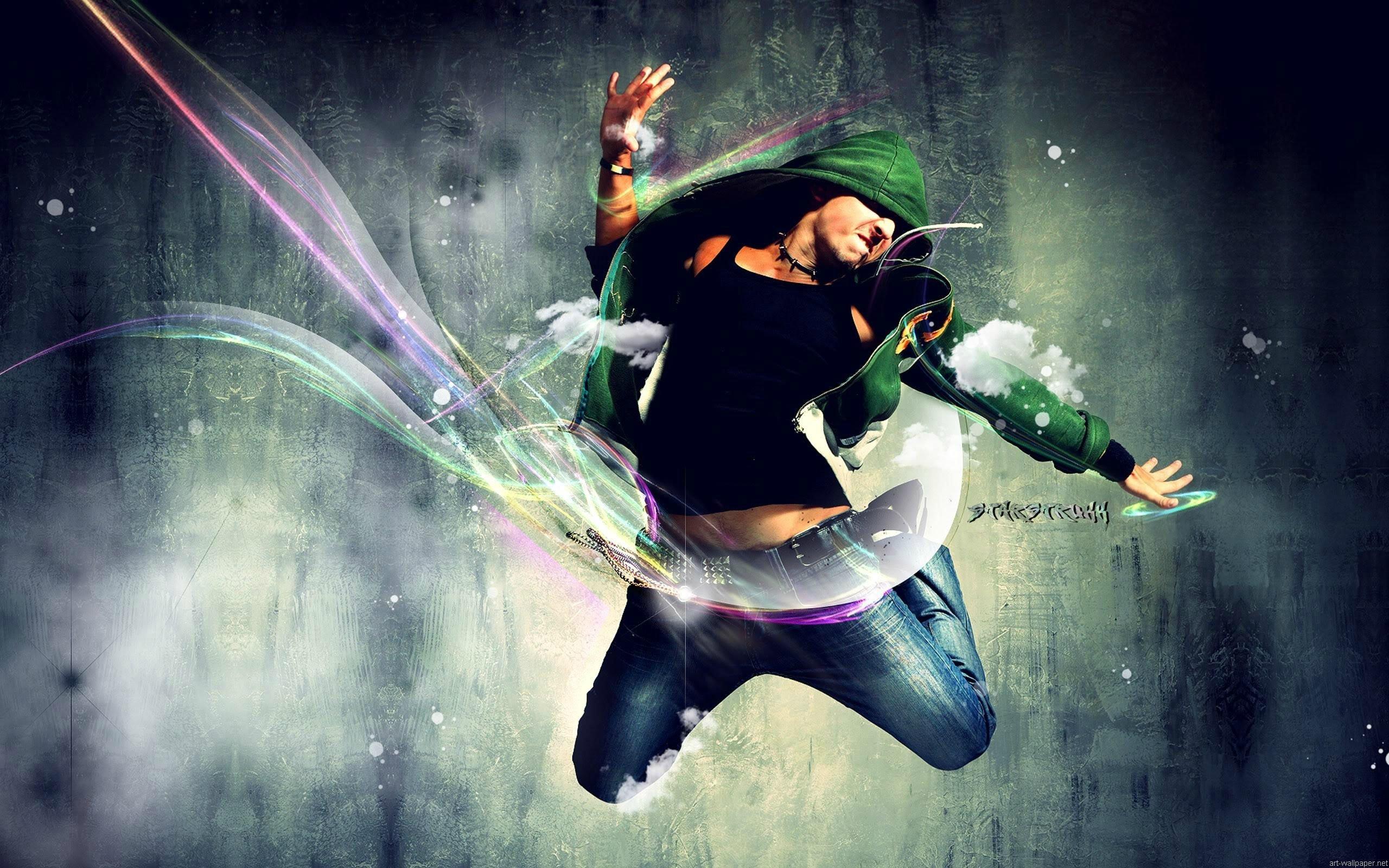 Dance Hip Hop Hd Wallpaper