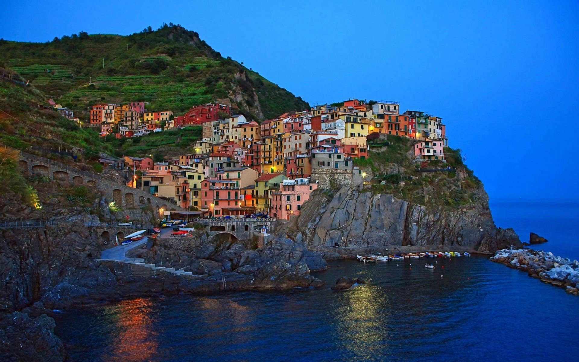 Manarola 4k Wallpapers For Your Desktop Or Mobile Screen