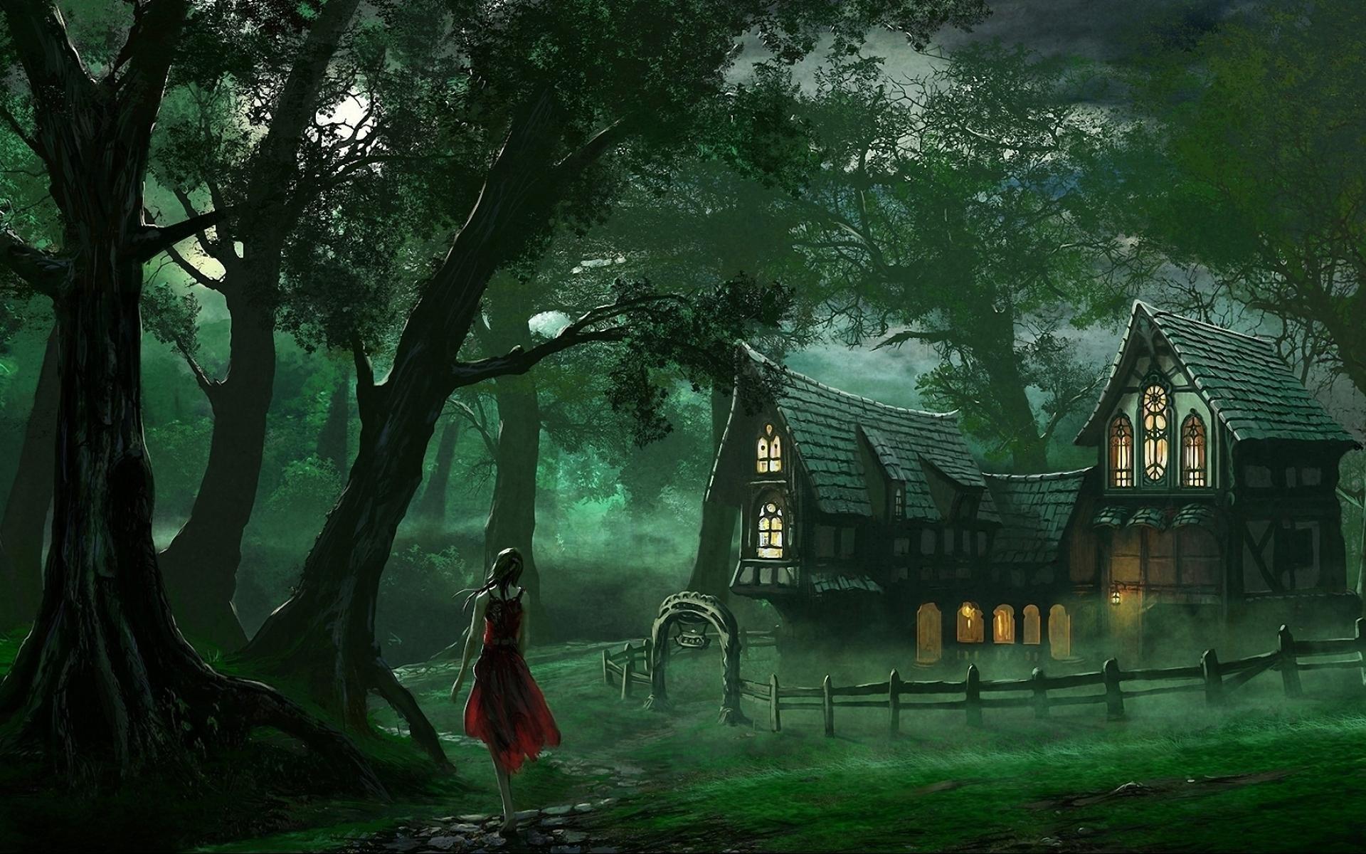 Most Inspiring Wallpaper Night Fairy - fairy-tale-night  HD-351293.jpg