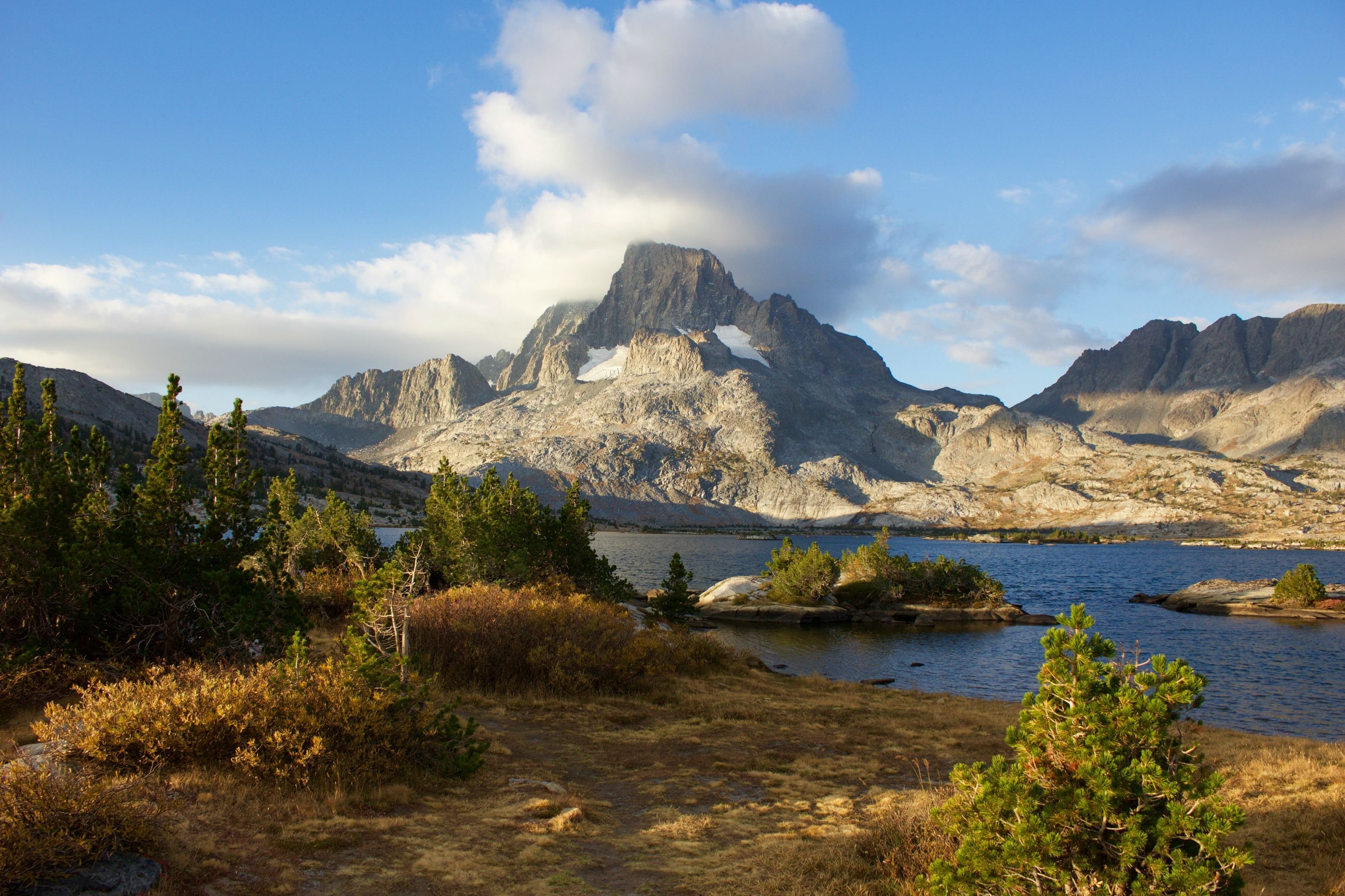 Thousand island lake ansel adams wilderness hd wallpaper - Hd wilderness wallpapers ...