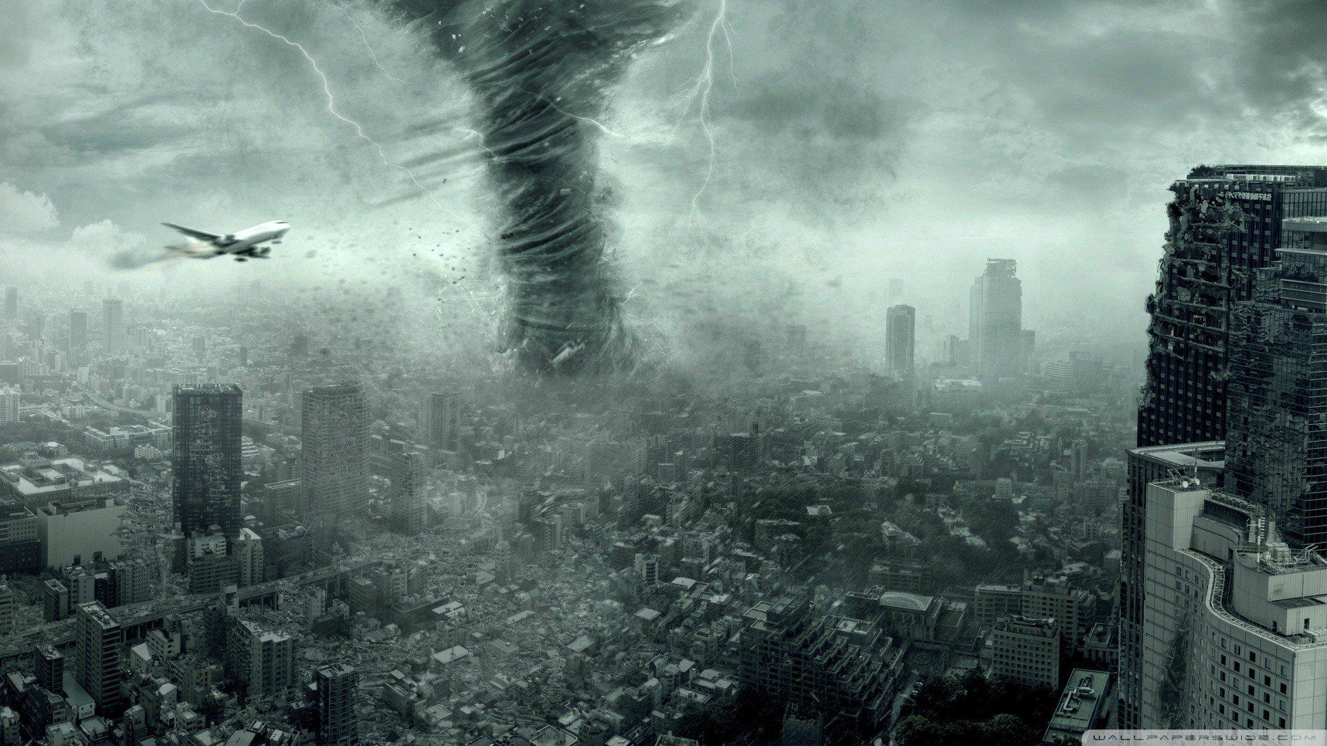 Random Natural Disasters