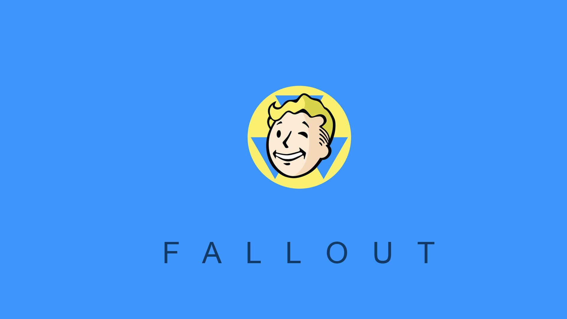 fallout vault boy hd wallpaper