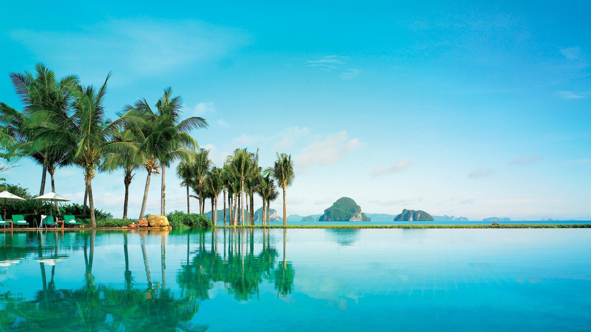 Phulay Bay Luxury Resort Thailand Hd Wallpaper