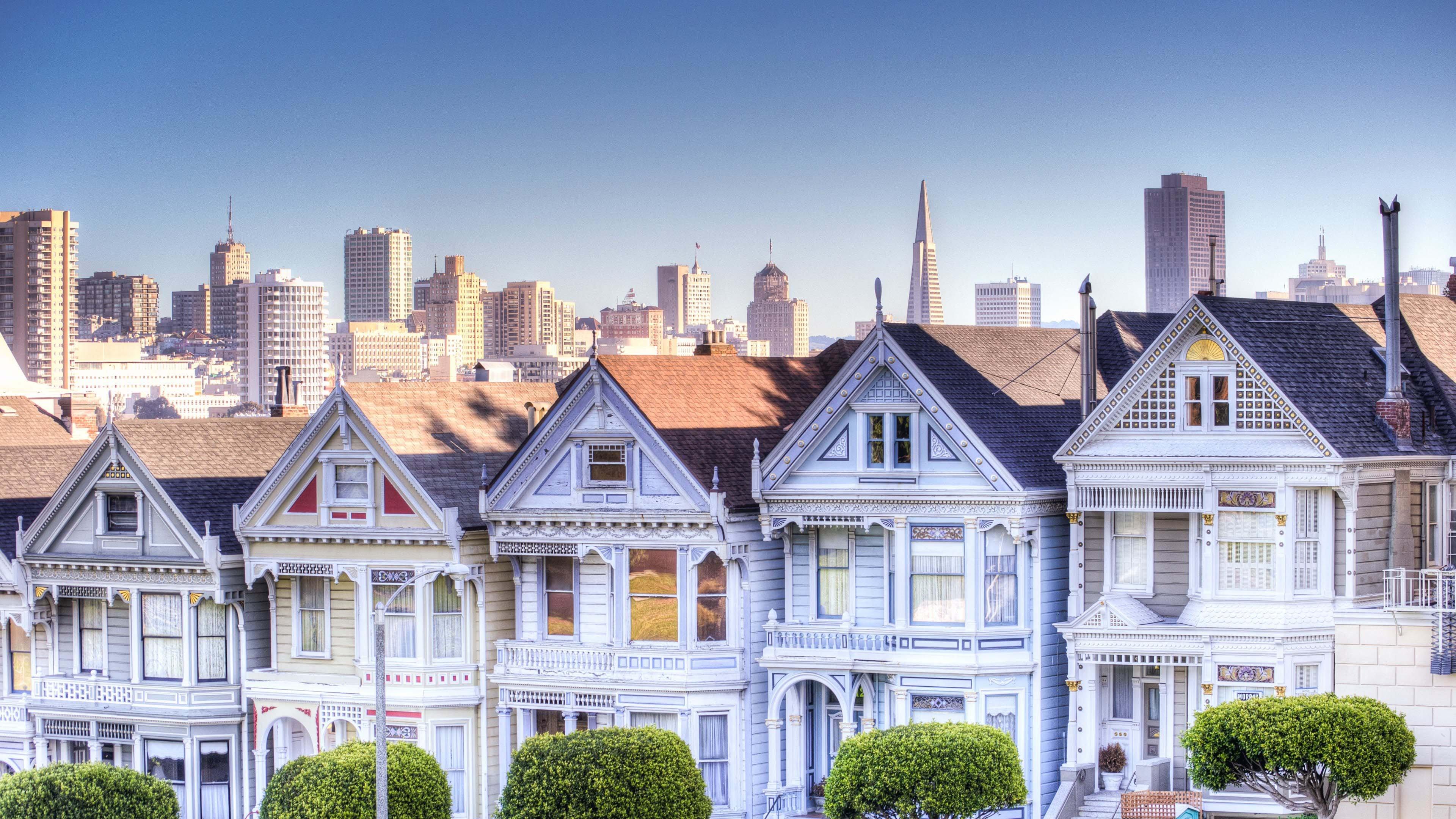 San Francisco HD wallpaper