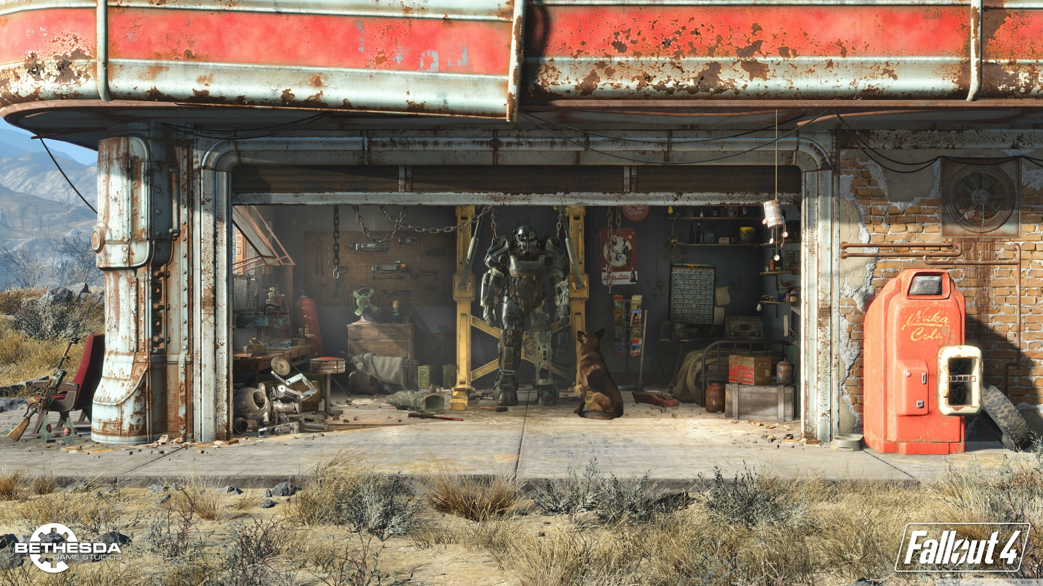 Page 2 Of Fallout 4k Wallpapers For Your Desktop Or Mobile Screen