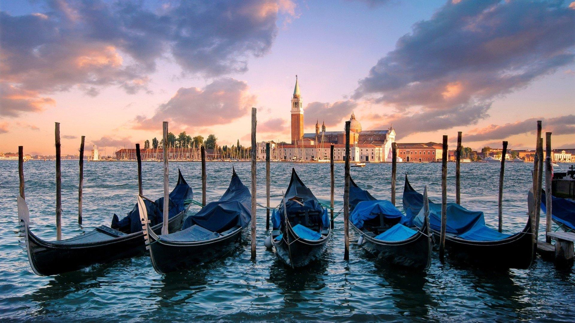 Hd wallpaper venice - Grand Canal Venice 15525 Wallpaper