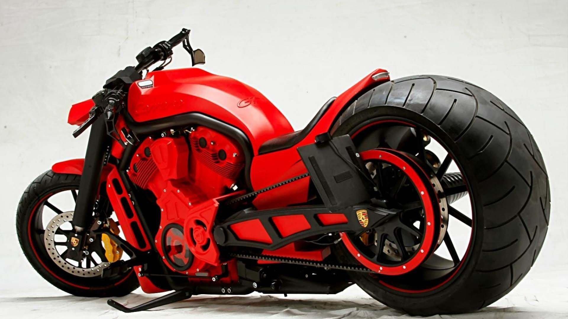 Motorcycle Wallpaper 8k