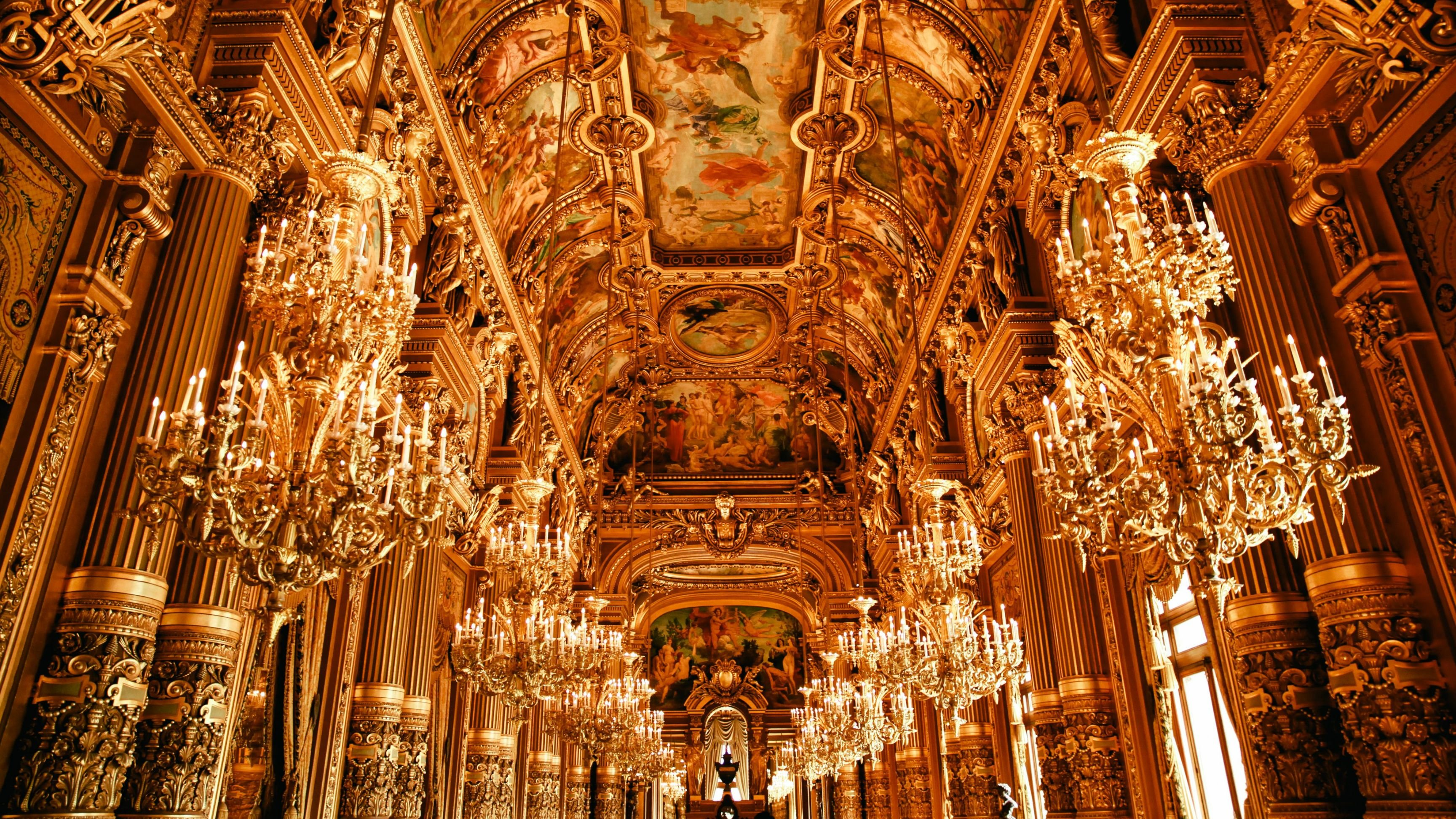 an analysis of paris opera building Art world the metropolitan opera house, home to massive marc chagall murals, to renovate lobby the 50-year-old building is in need of a new look.