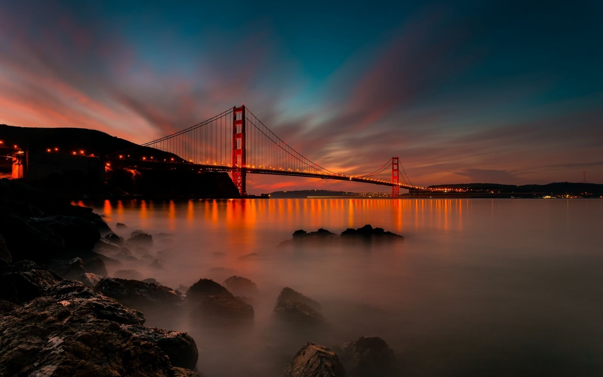 Cool San Francisco Hd Wallpaper