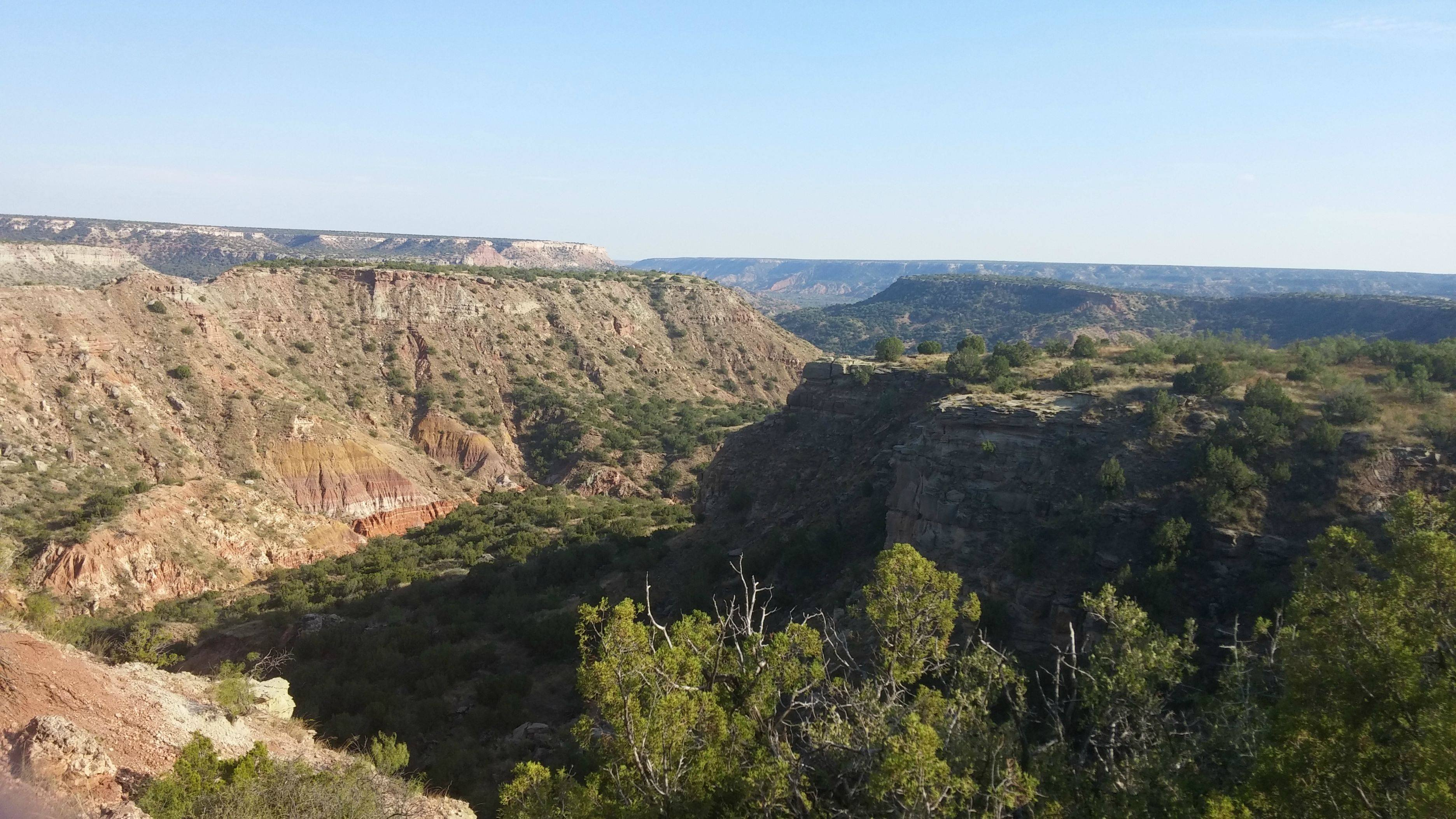 Palo Duro Canyon State Park Texas wallpaper