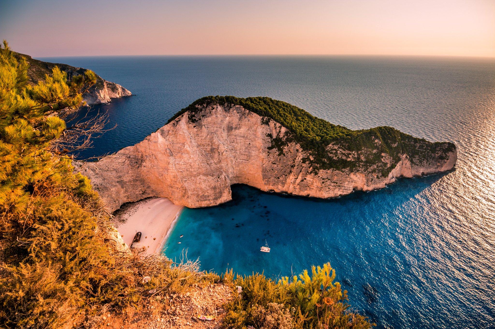 navagio bay greece hd - photo #7